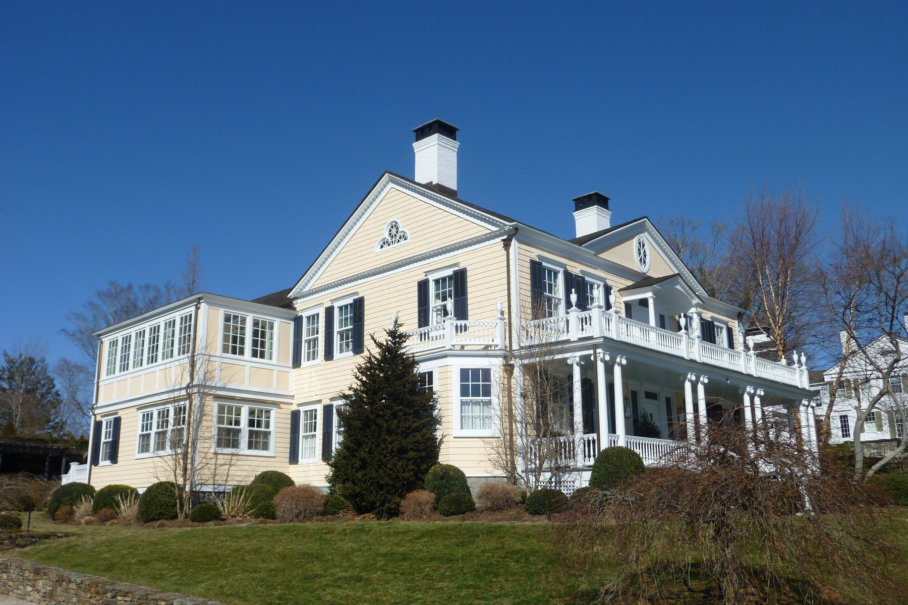 Vivienda unifamiliar por un Venta en CAPTAIN JEREMIAH STURGIS HOUSE 608 Harbor Road Southport, Fairfield, Connecticut, 06890 Estados Unidos