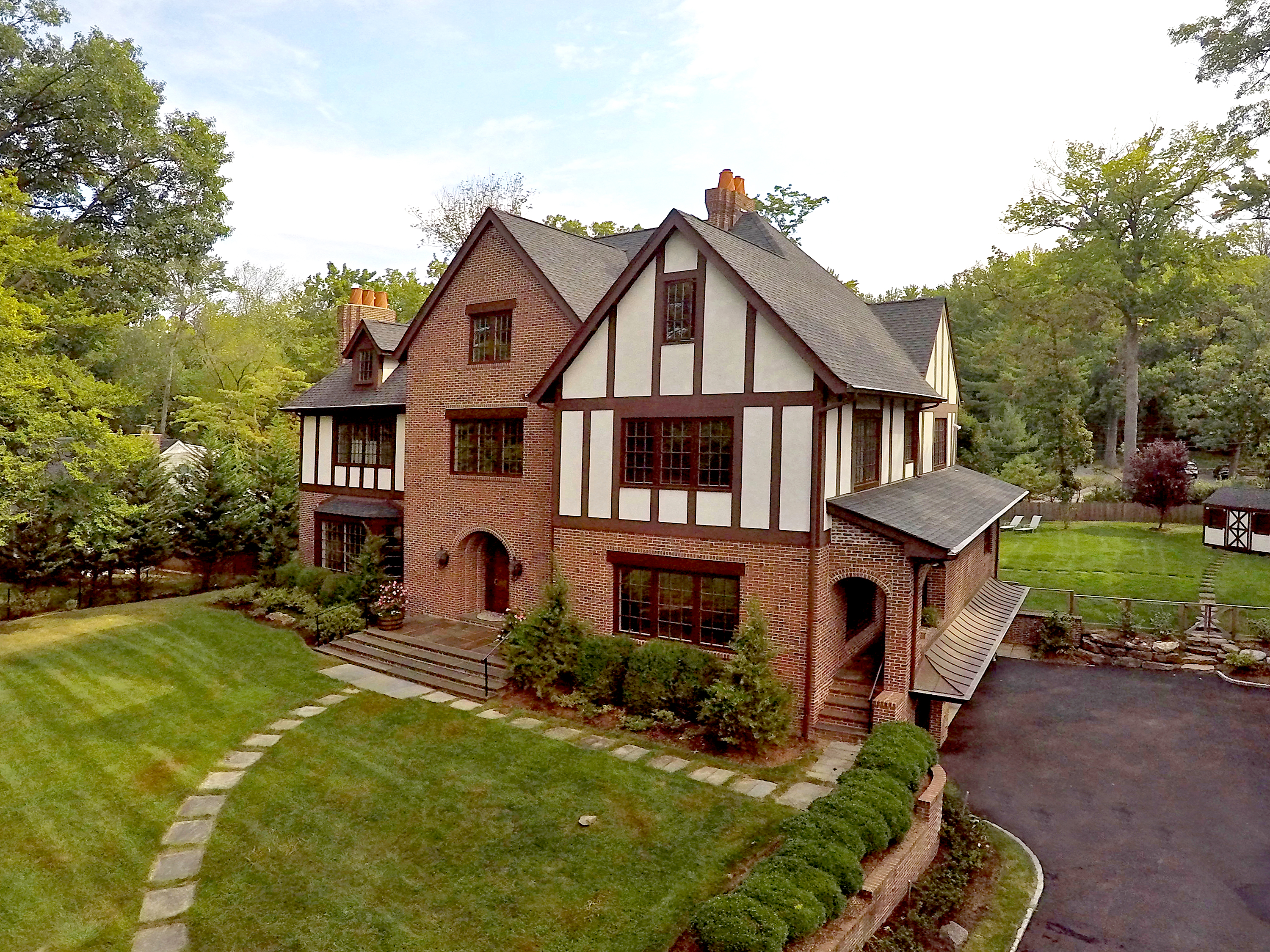 Property For Sale at Distinctive Greenhaven Tudor