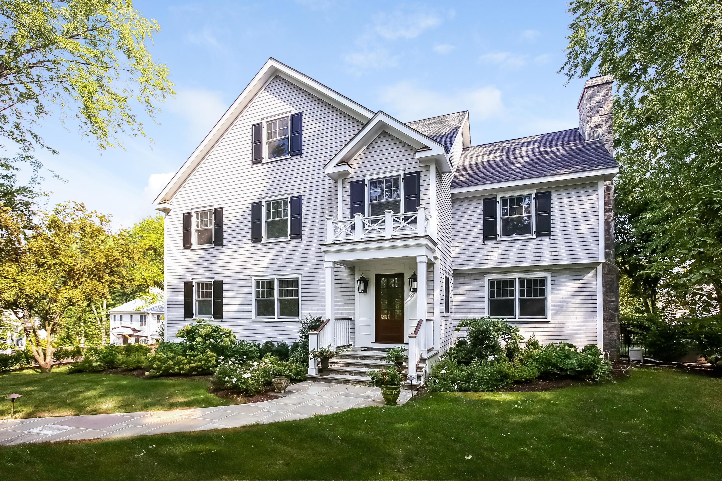 独户住宅 为 销售 在 151 Old Post Road 拉伊, 纽约州, 10580 美国