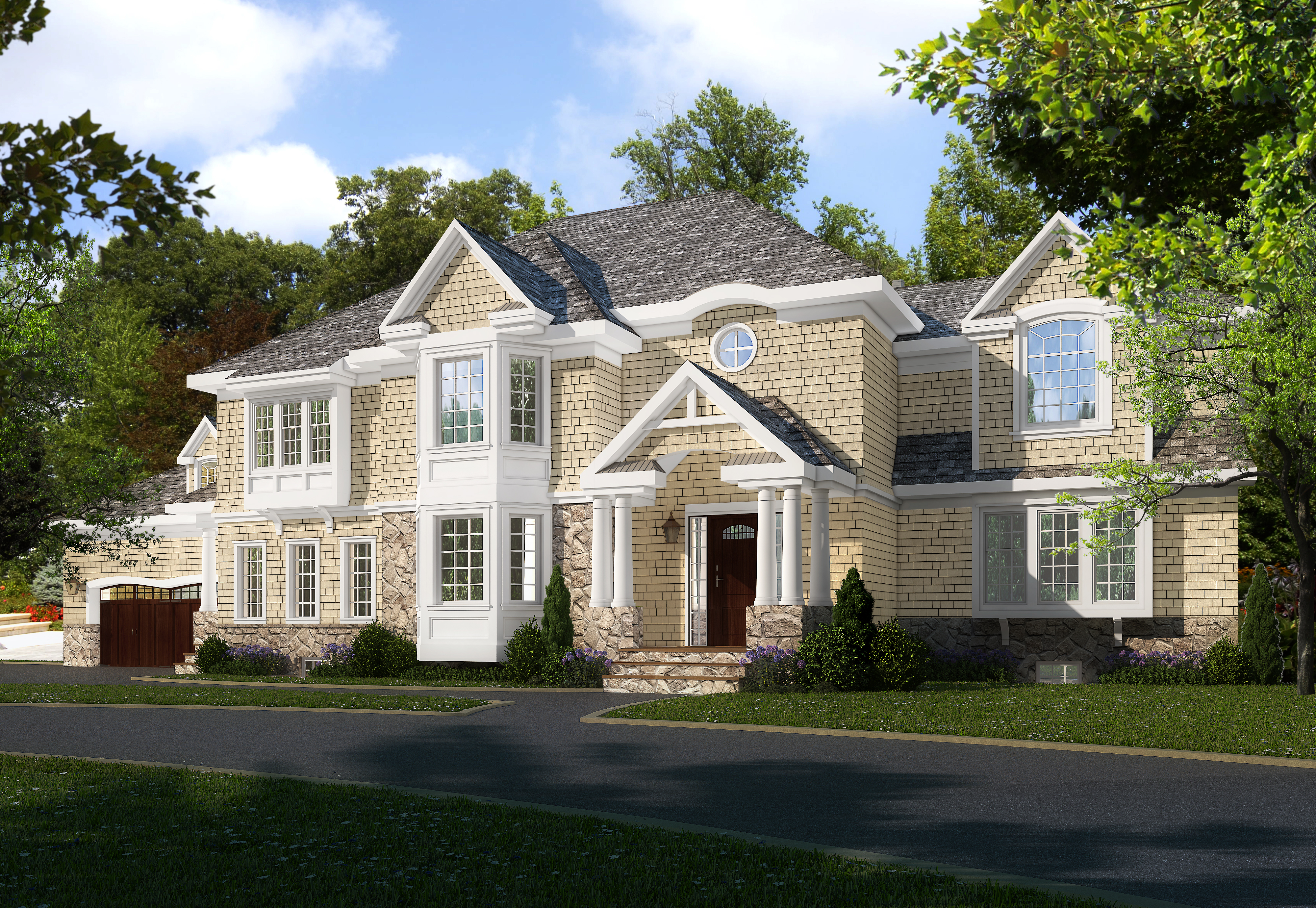 Property For Sale at New Construction Colonial