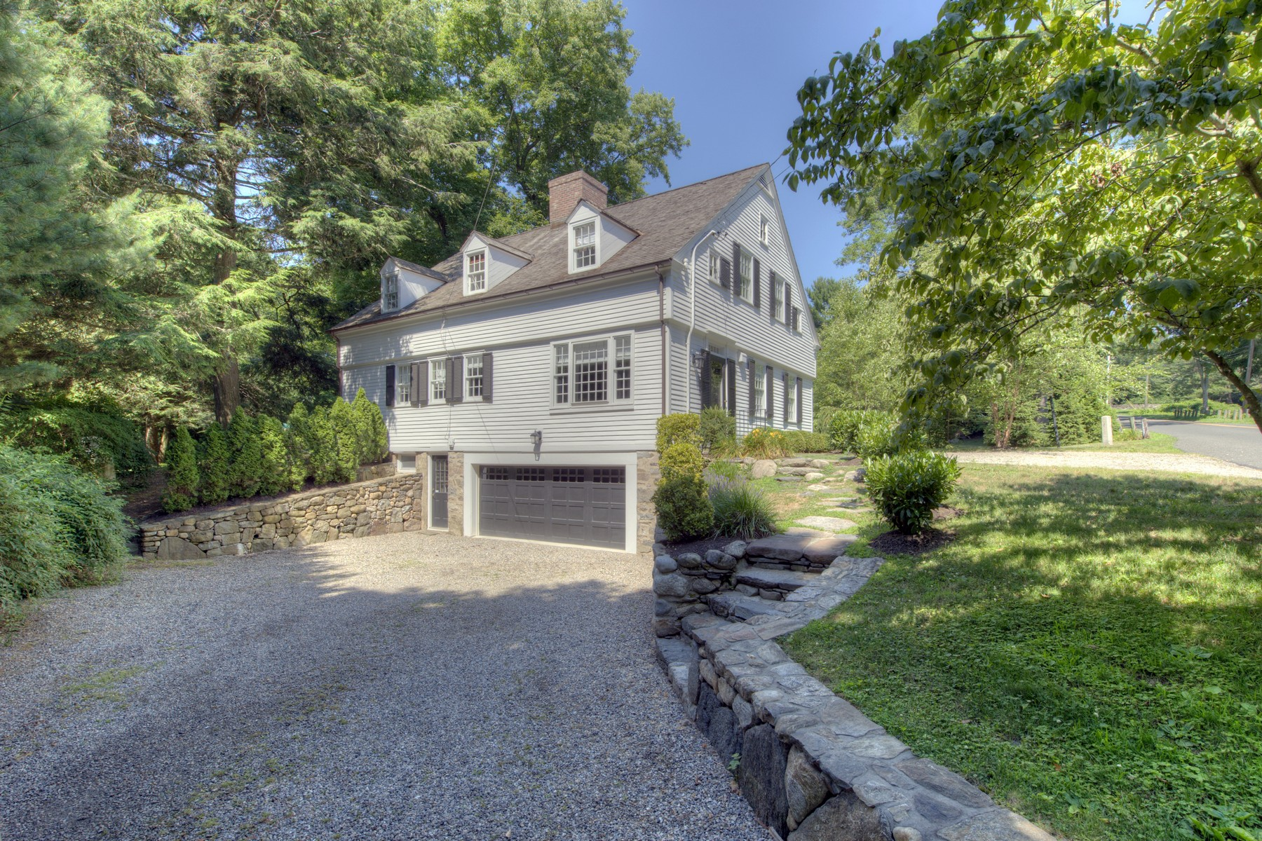 sales property at Exquisite Greenfield Hill Home, Renovated to Complete Perfection with Original C