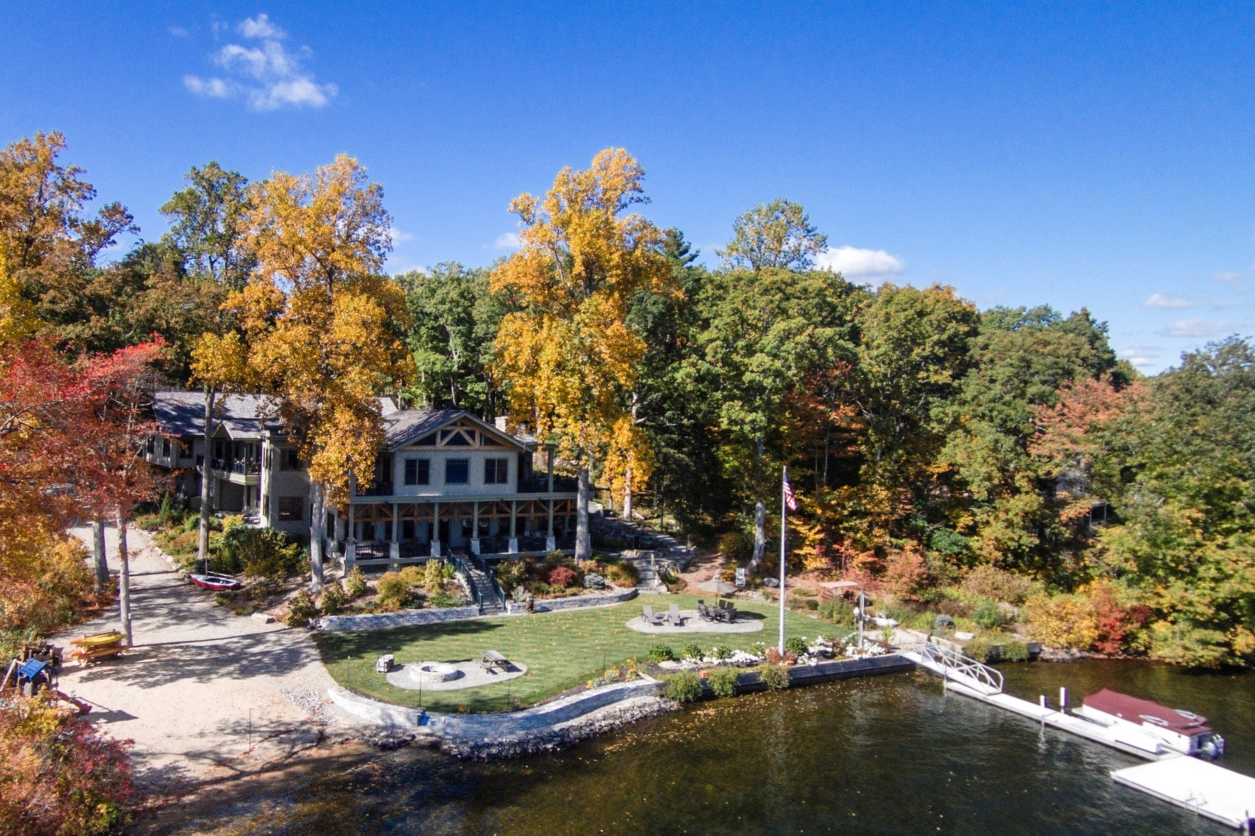 Property For Sale at The House on Gardner's Lake