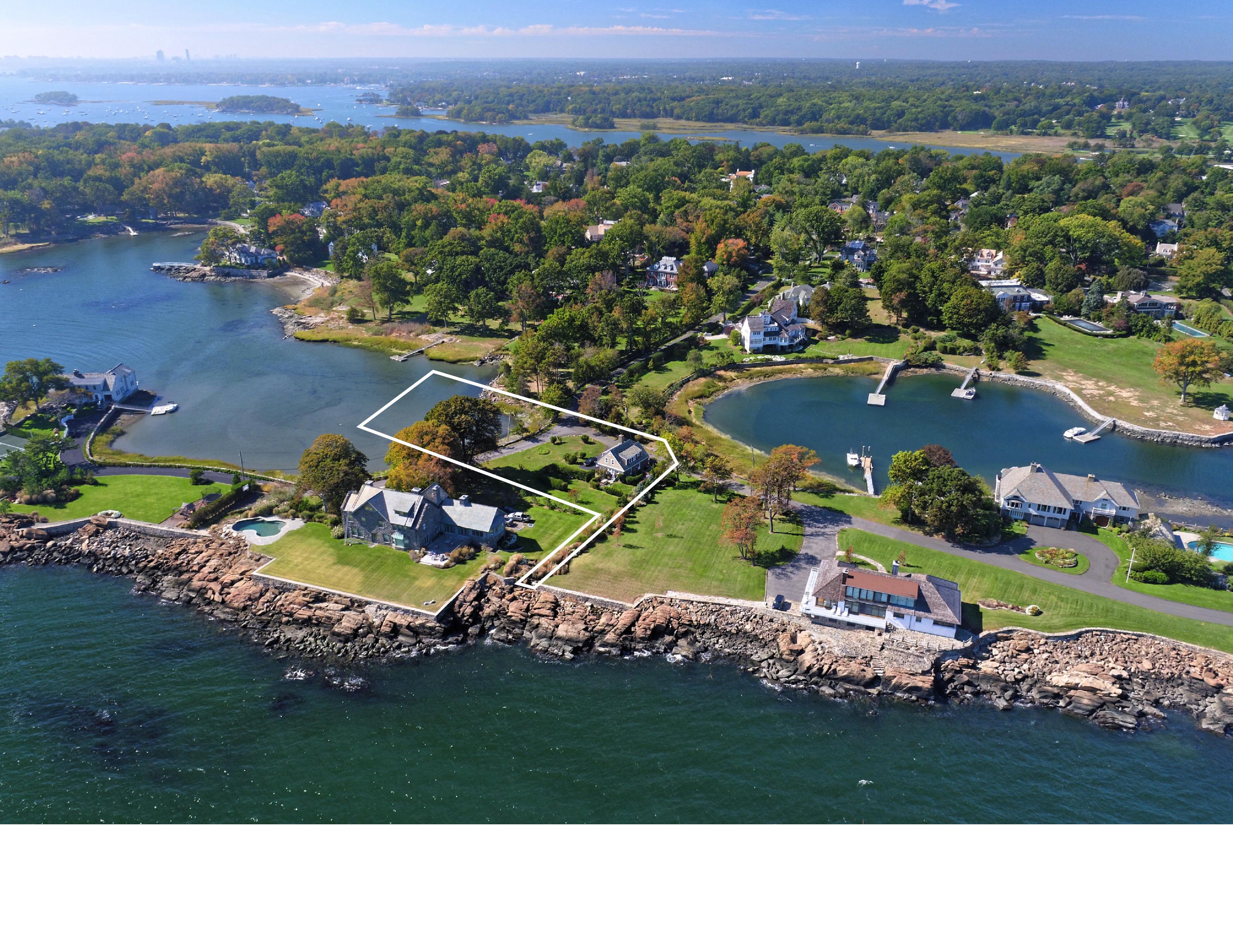 独户住宅 为 销售 在 12 Pine Island Road 拉伊, 纽约州, 10580 美国