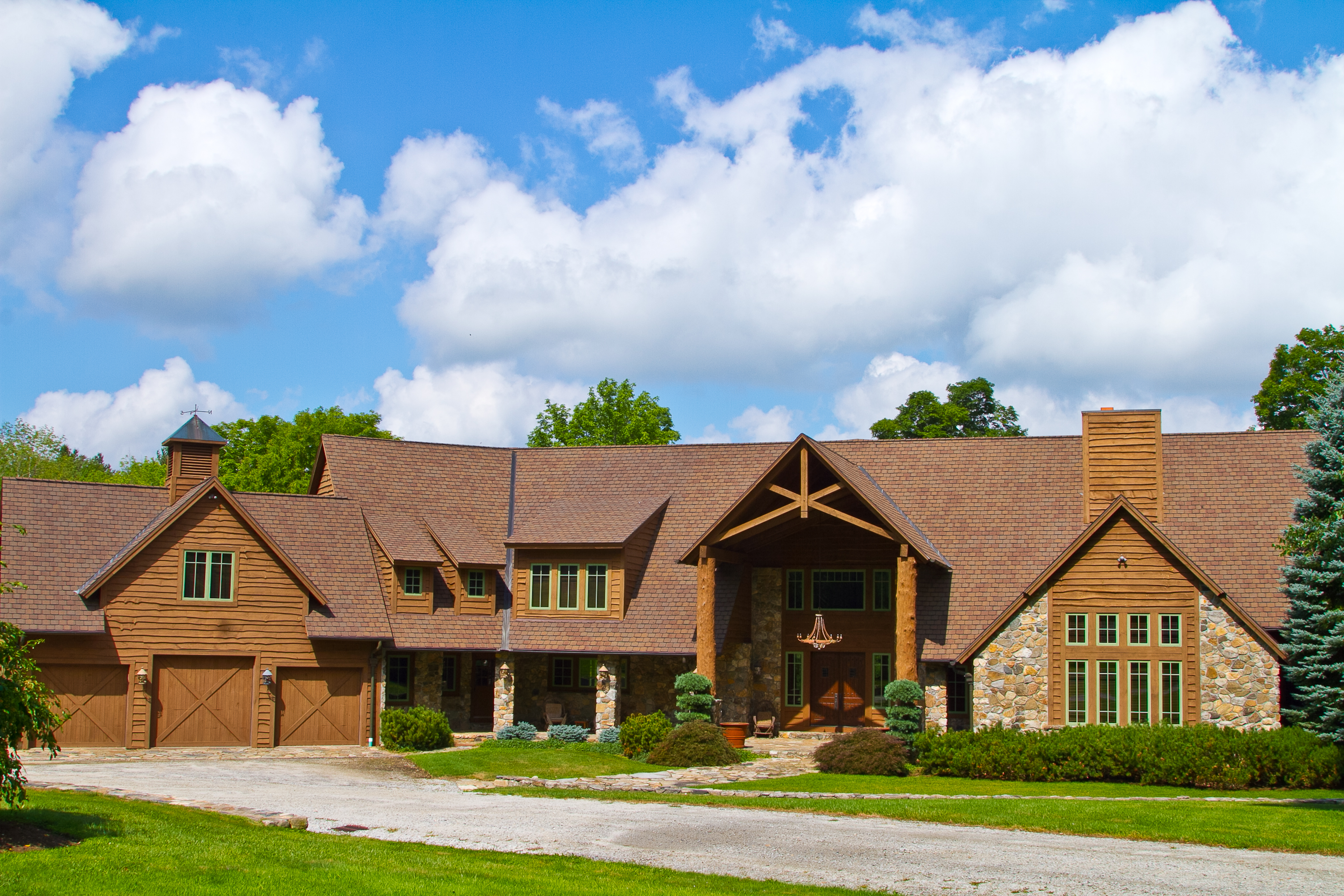 Property For Sale at Upscale Unique Country Lodge on almost 70 Acres
