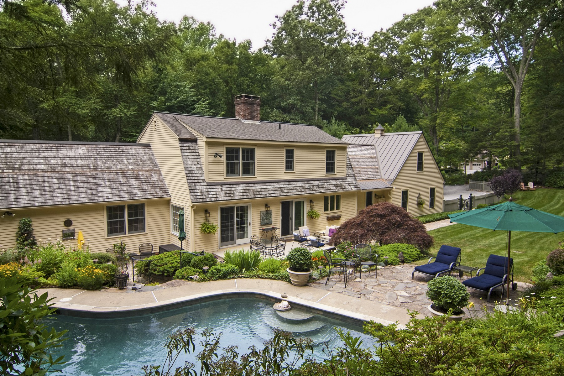 Property For Sale at Hidden Treasure with Exquisite Gardens