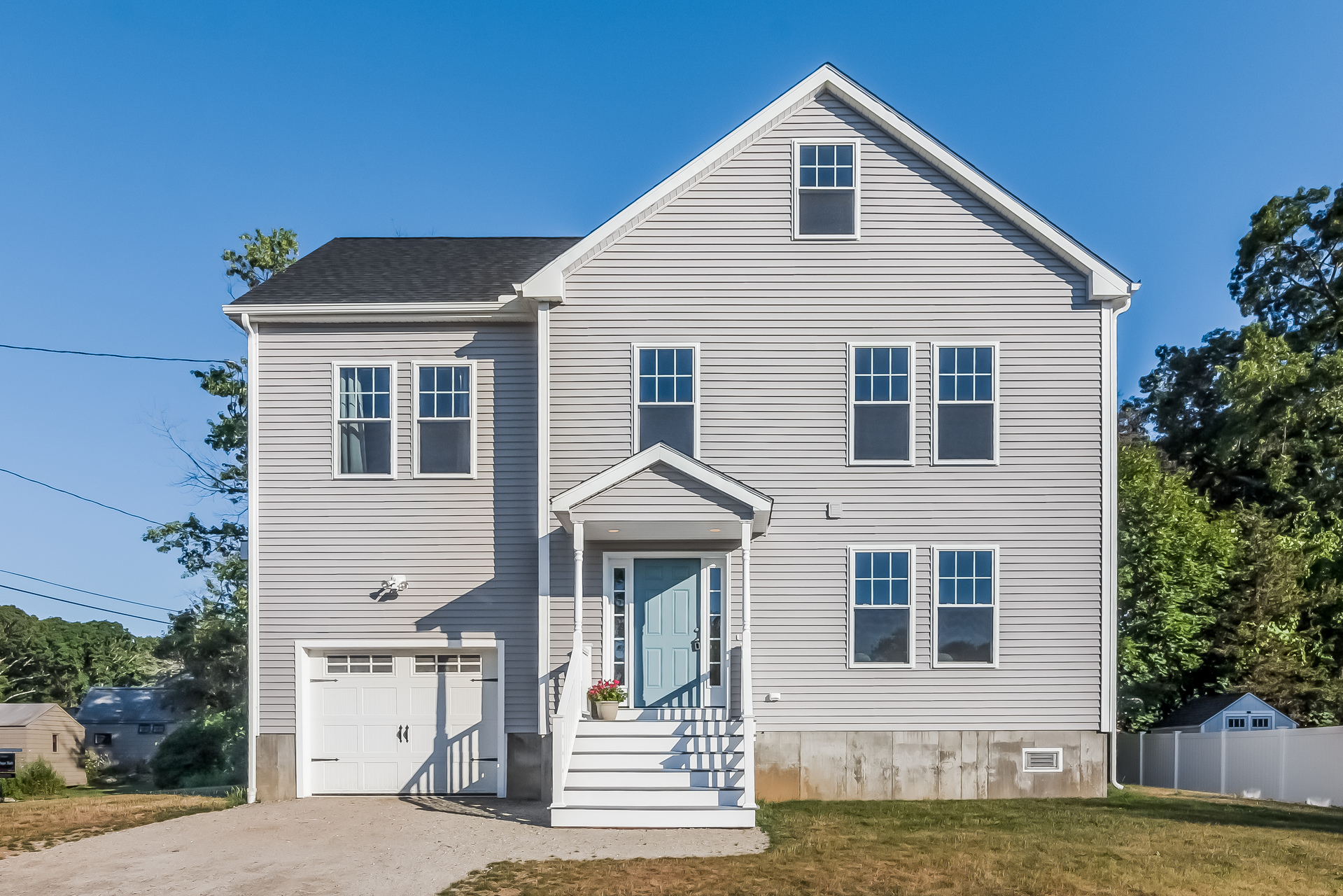 Single Family Home for Sale at New Construction with River Access 3 Arrowhead Road Madison, Connecticut, 06443 United States