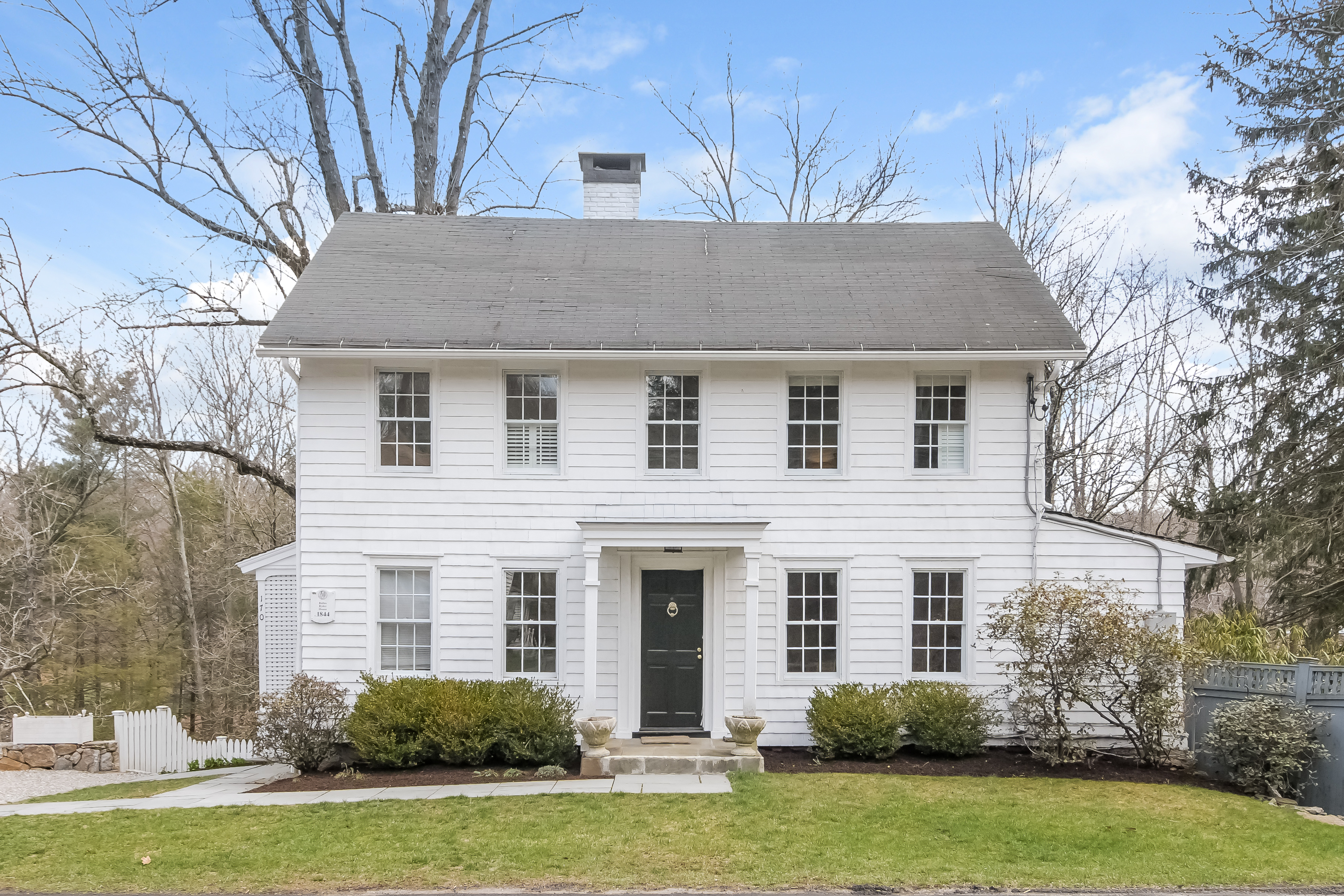 Moradia para Venda às Rufus Rider House 170 Silvermine Avenue Silvermine, Norwalk, Connecticut, 06850 Estados Unidos