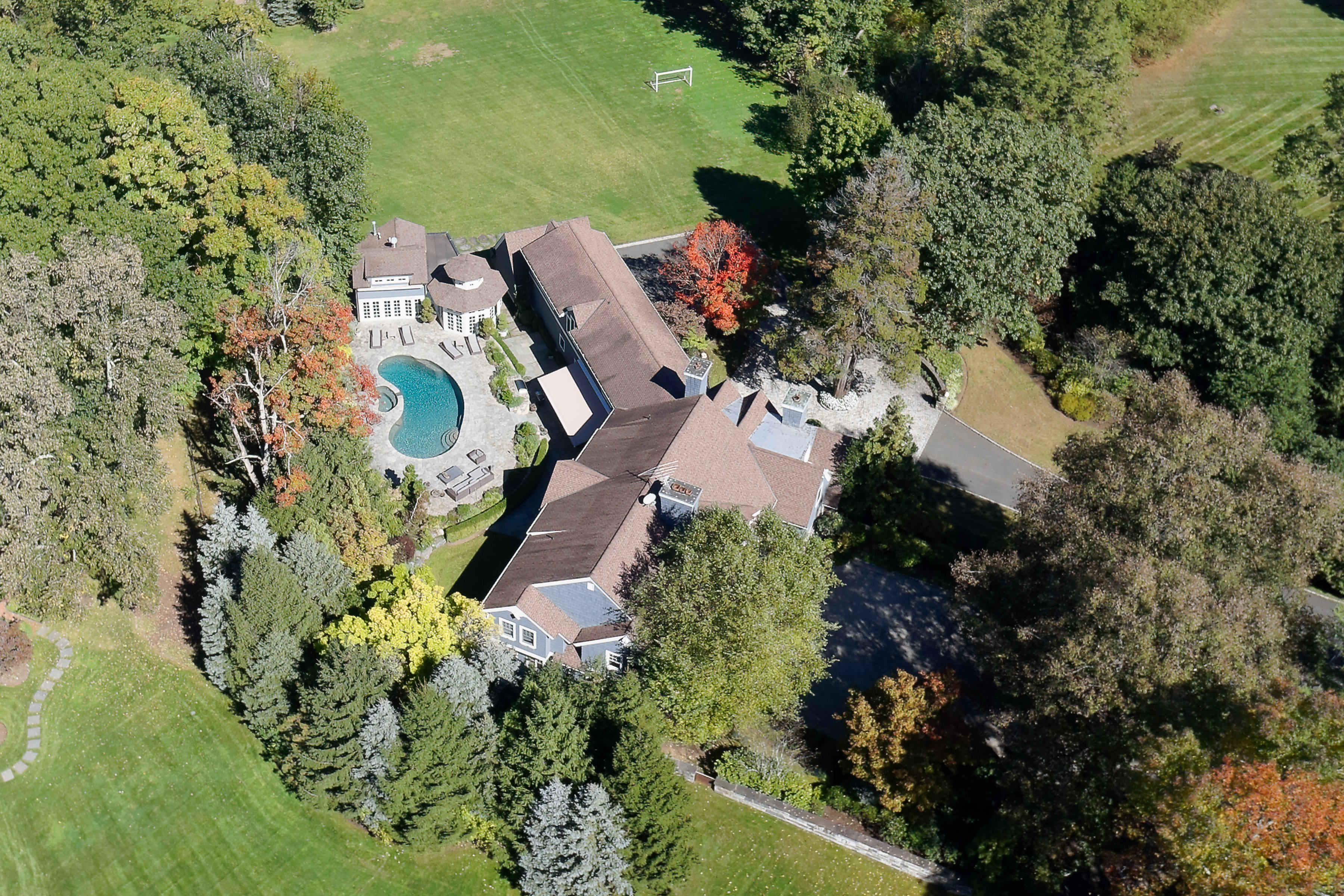 Single Family Home for Sale at 11 Sky Meadow Farm Purchase, New York, 10577 United States