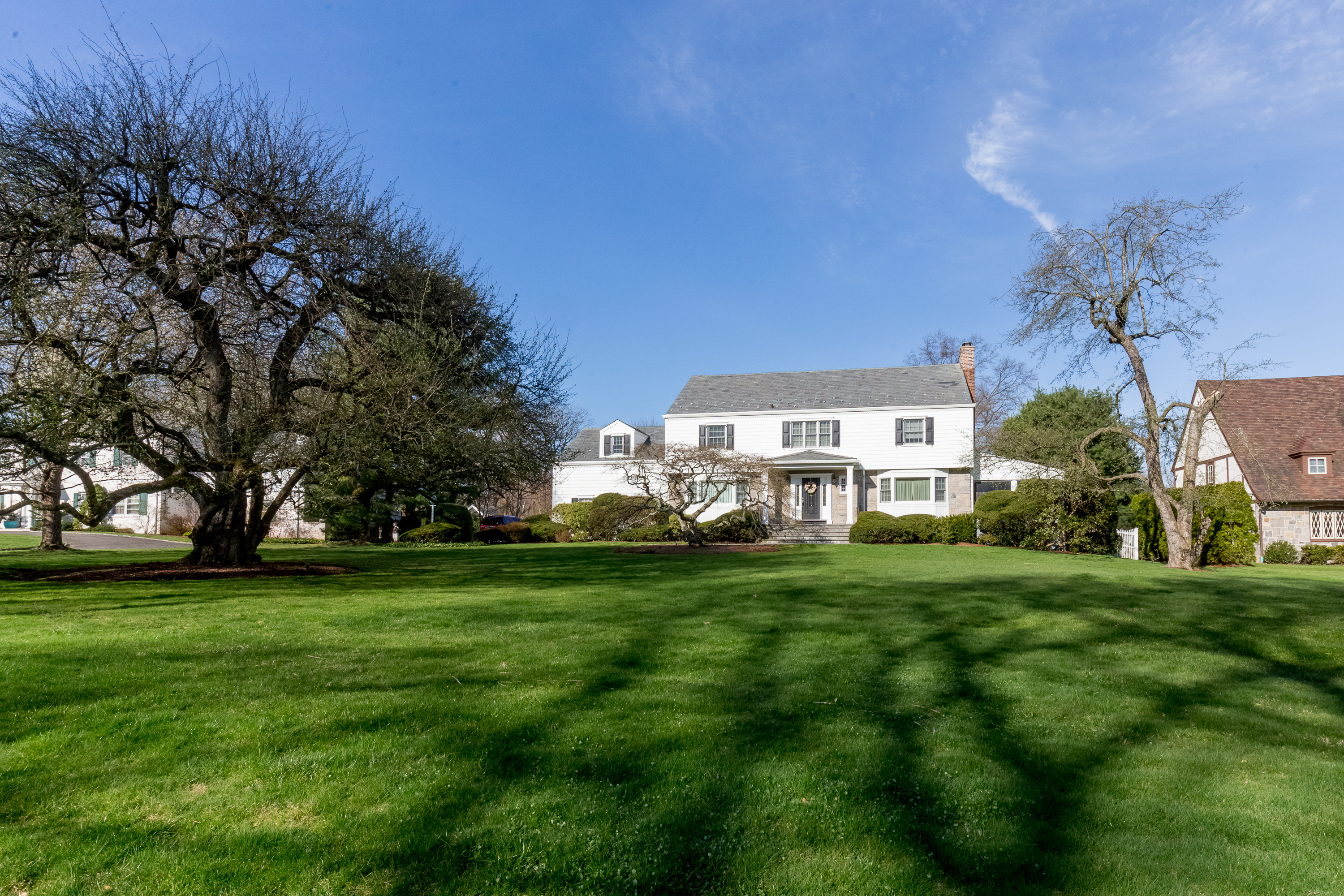 sales property at Stunning White Plains Colonial