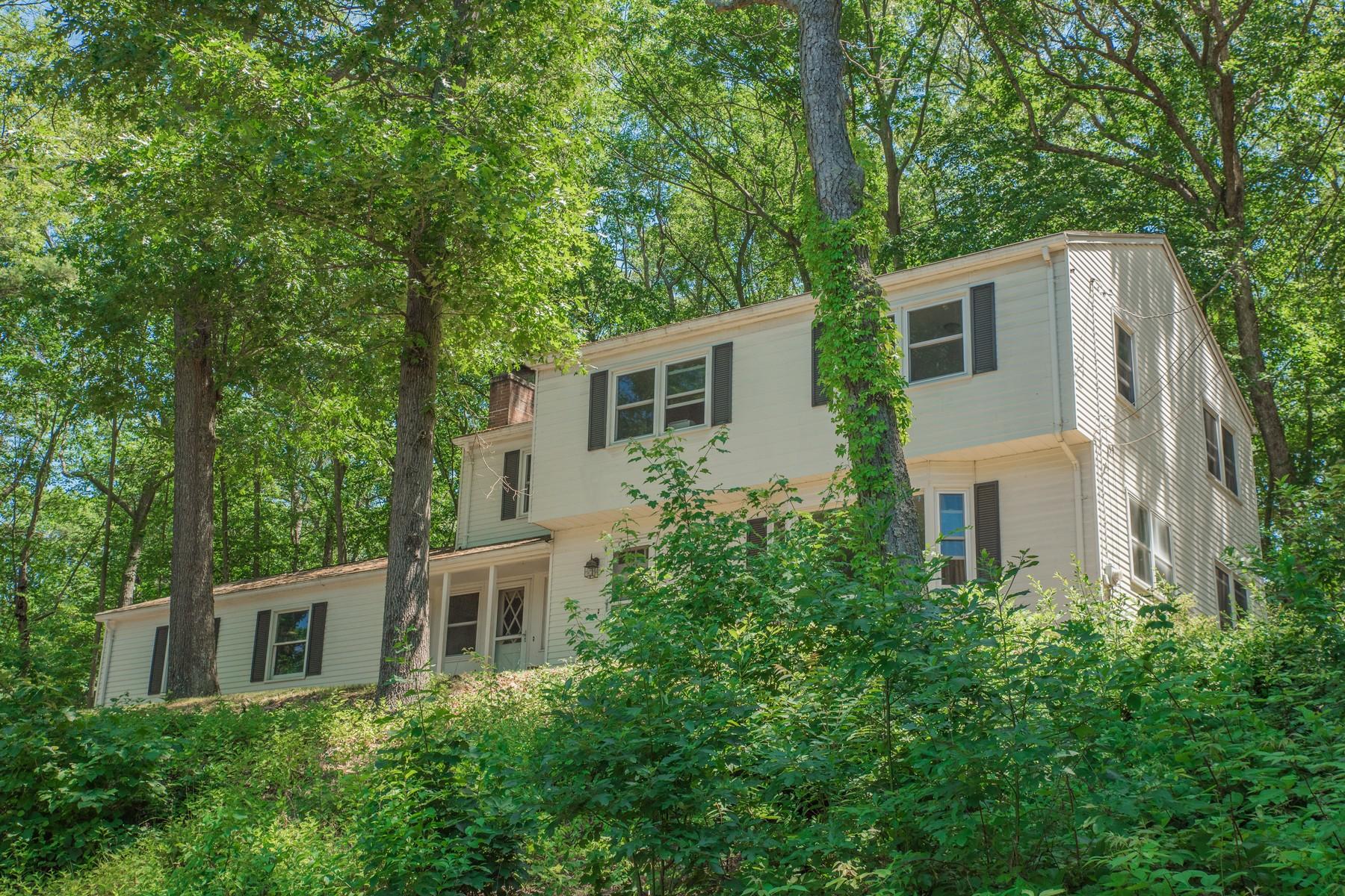 Einfamilienhaus für Verkauf beim Classic Colonial 84 Inchcliffe Drive Ledyard, Connecticut, 06335 Vereinigte Staaten