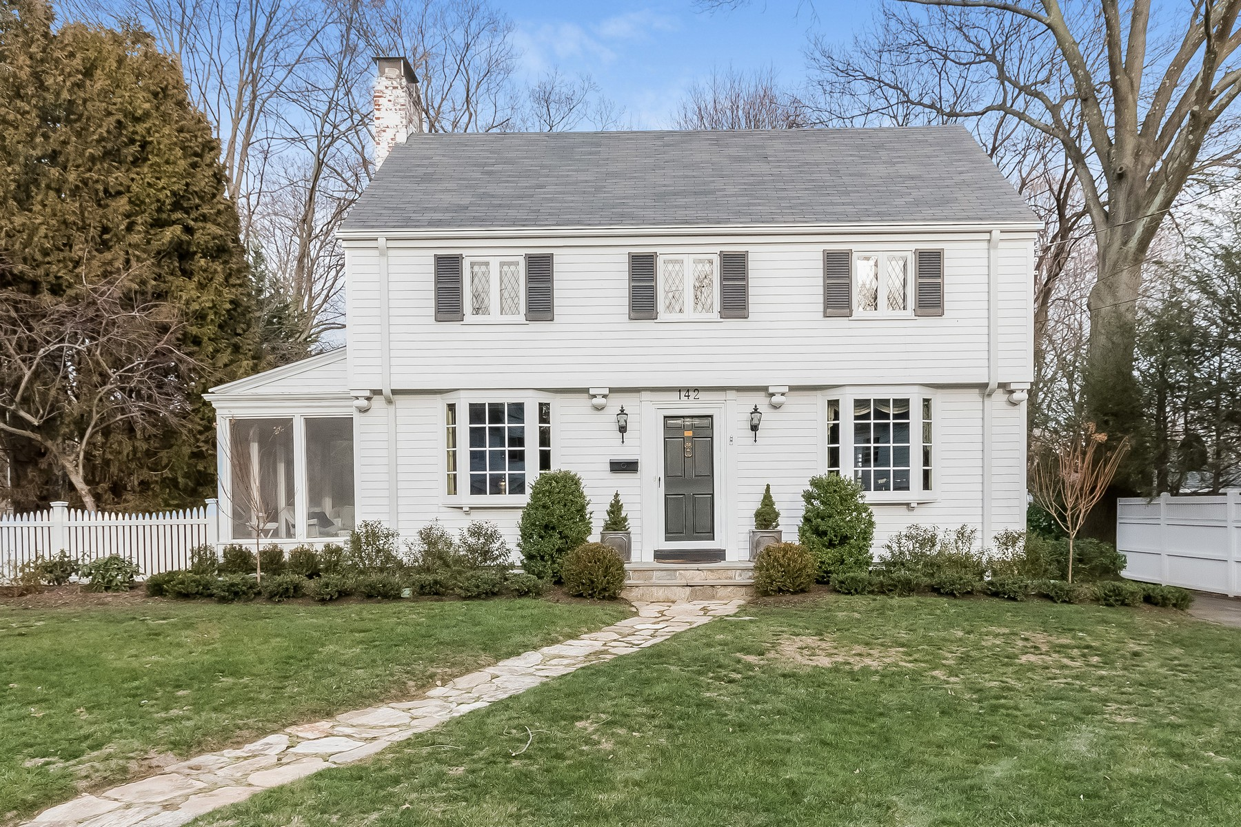 Property For Sale at Storybook Colonial in Desirable Stratfield Village