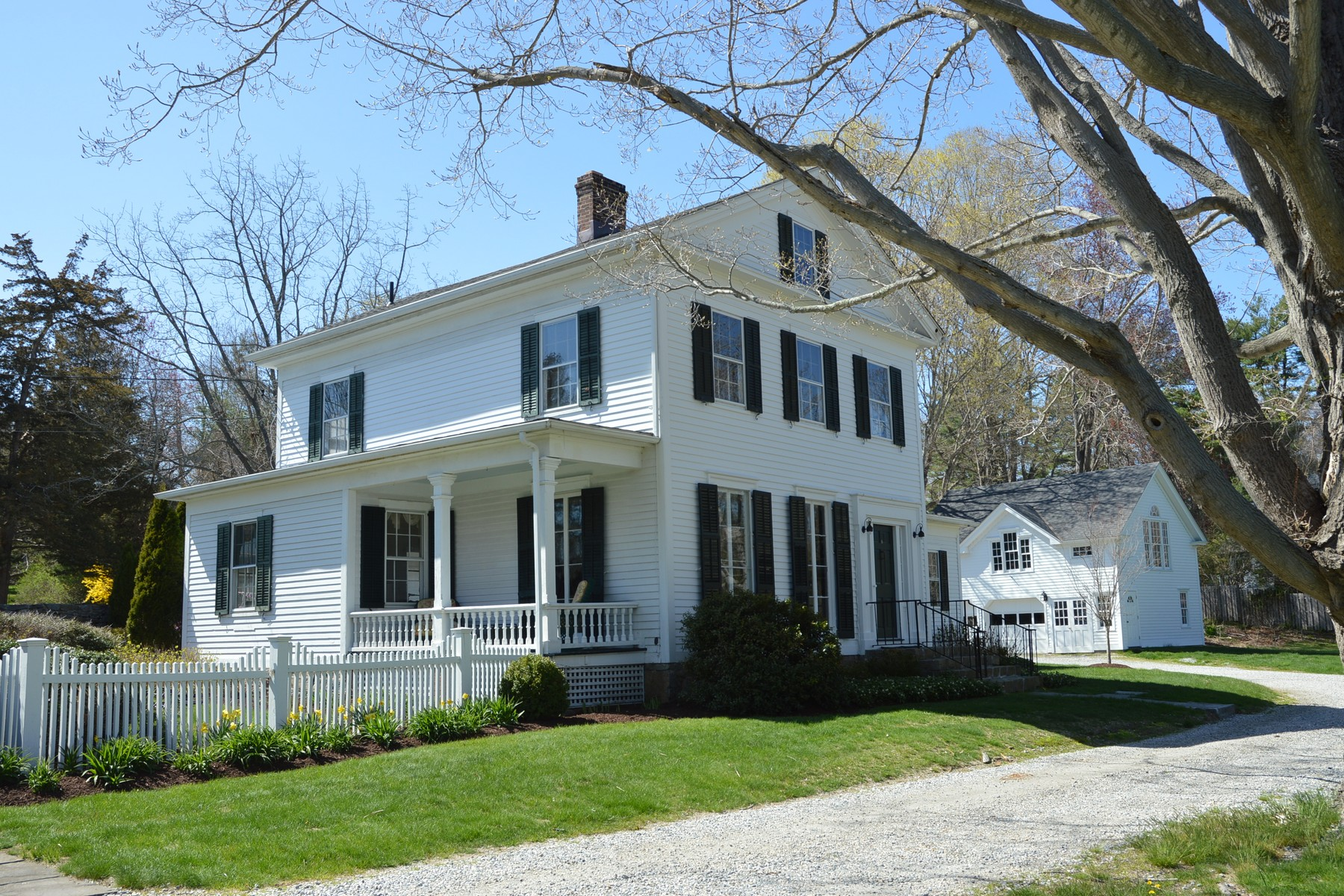 Property For Sale at Circa 1848 Sea Captain's Home