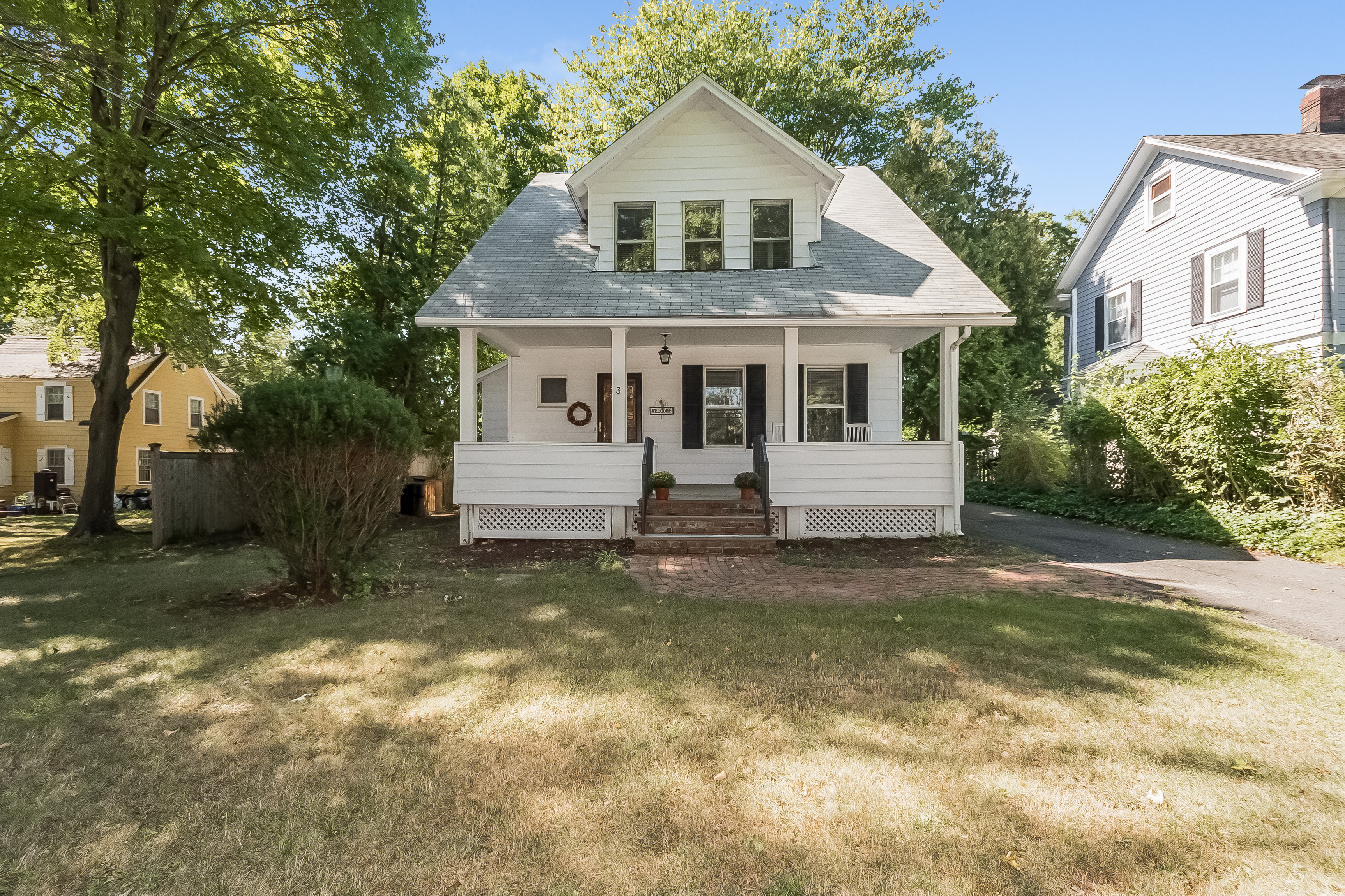 Single Family Home for Sale at 3 Clinton Avenue Westport, Connecticut, 06880 United States