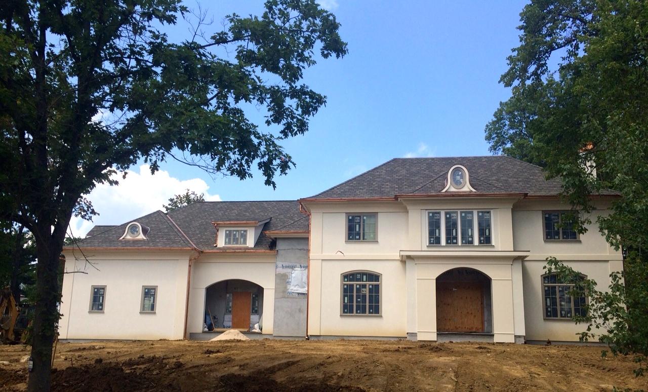 Casa para uma família para Venda às New Construction in Quaker Ridge 45 Penn Boulevard Scarsdale, Nova York 10583 Estados Unidos