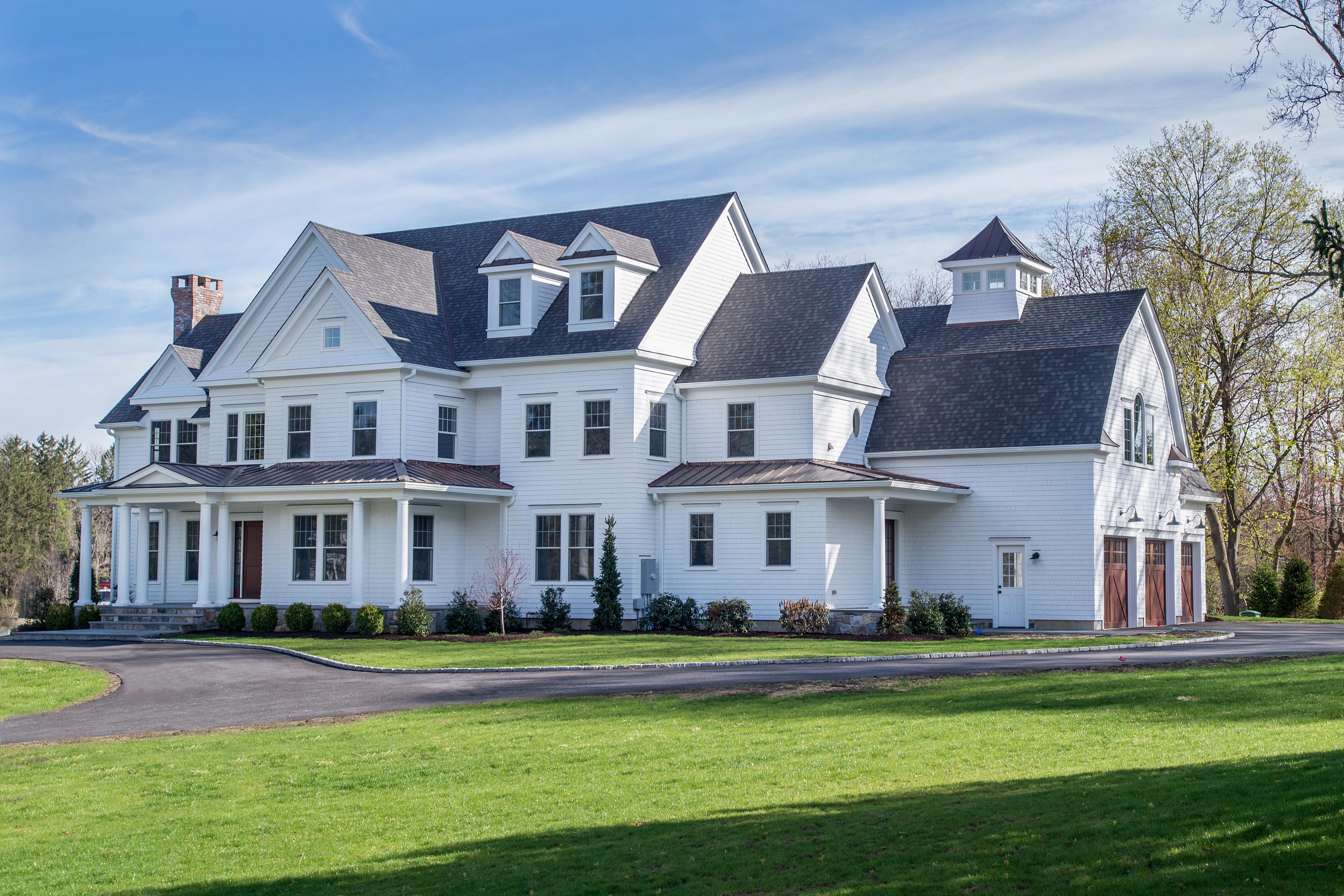 Villa per Vendita alle ore Wilton New Construction 131 Olmstead Hill Road Wilton, Connecticut 06897 Stati Uniti