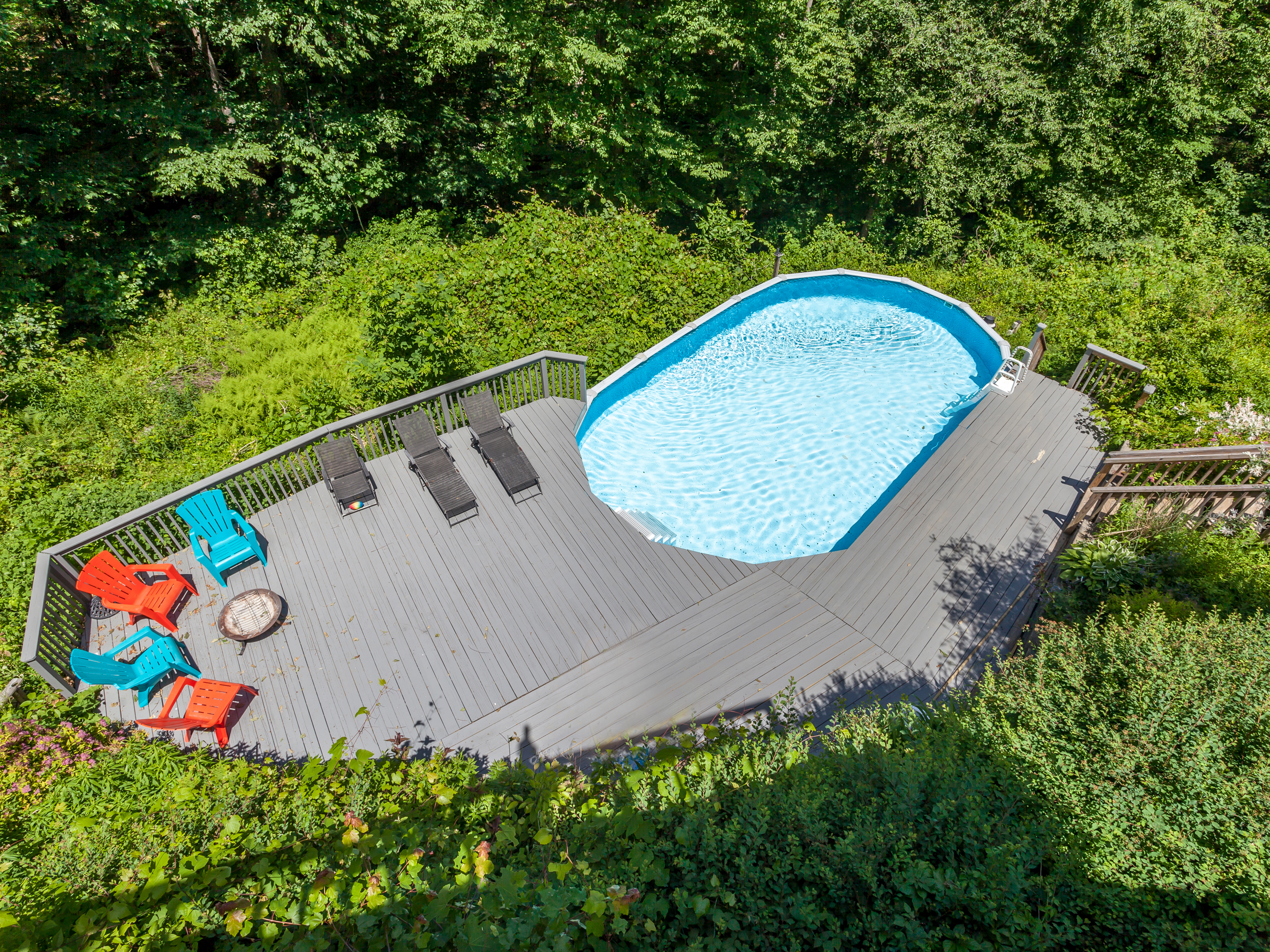 Single Family Home for Sale at Spacious Contemporary 40 Hillside Drive New Fairfield, Connecticut, 06812 United States