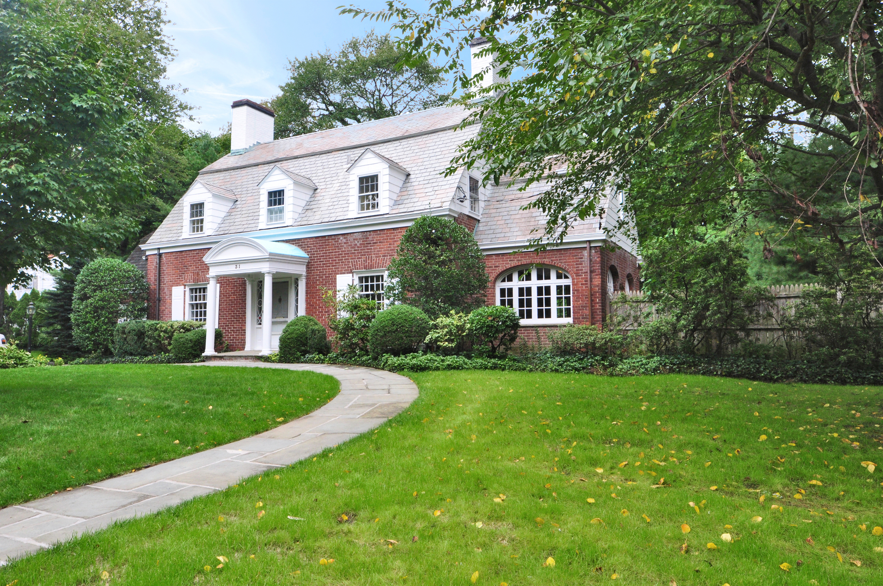 sales property at Classic Bowman Center Hall Colonial