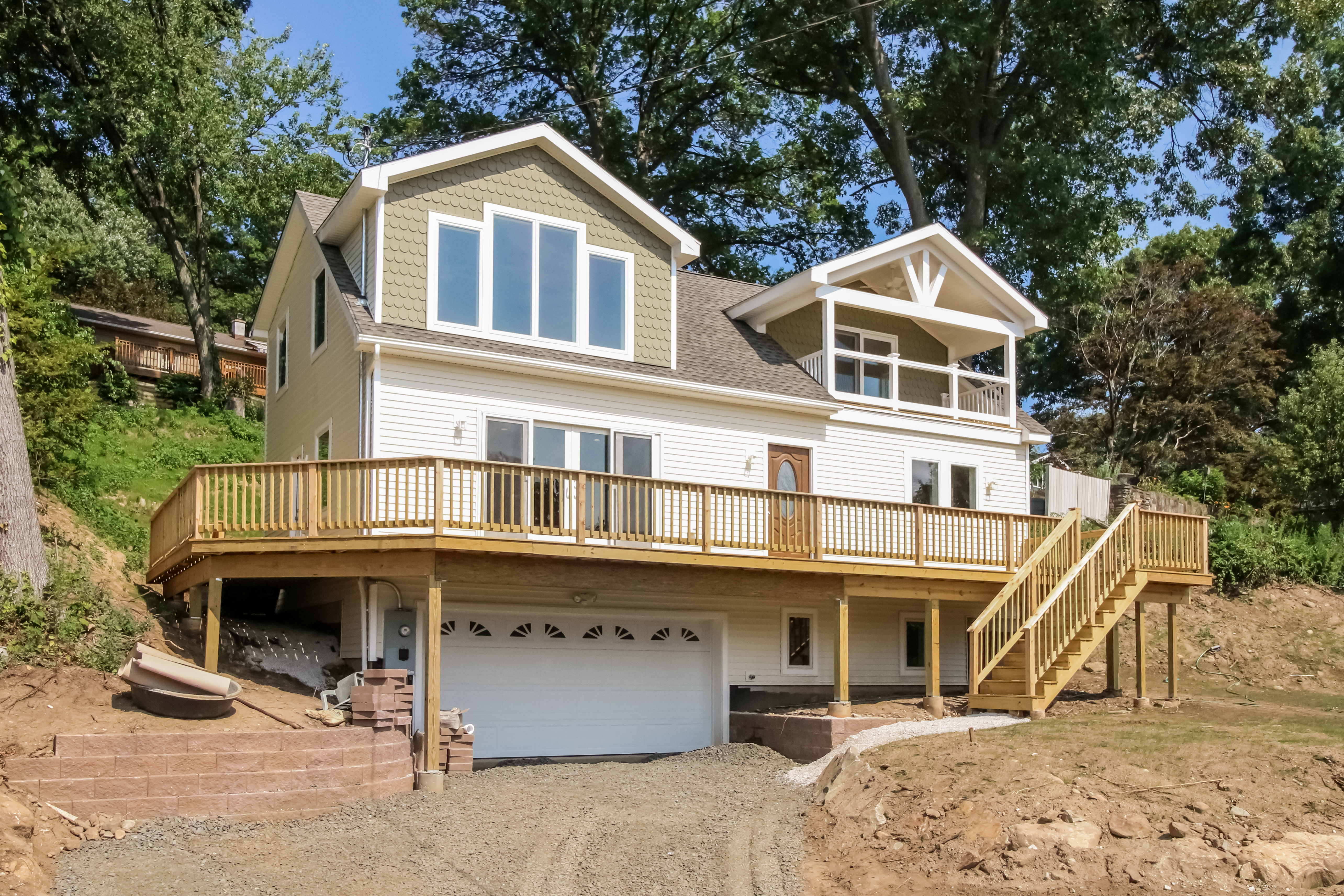 Single Family Home for Sale at Exceptional New Construction 43 Twilight Lane Brookfield, Connecticut, 06804 United States