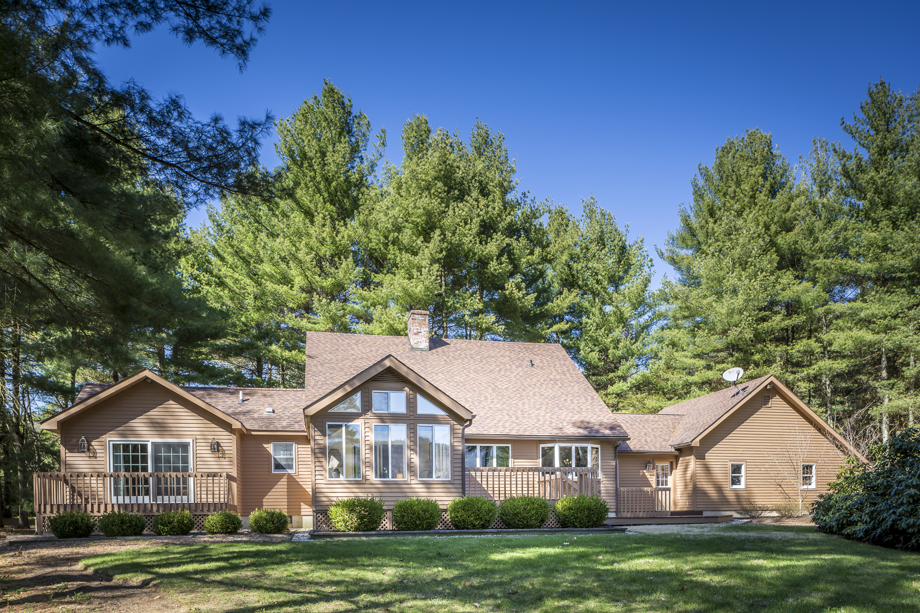 sales property at Contemporary Saltbox