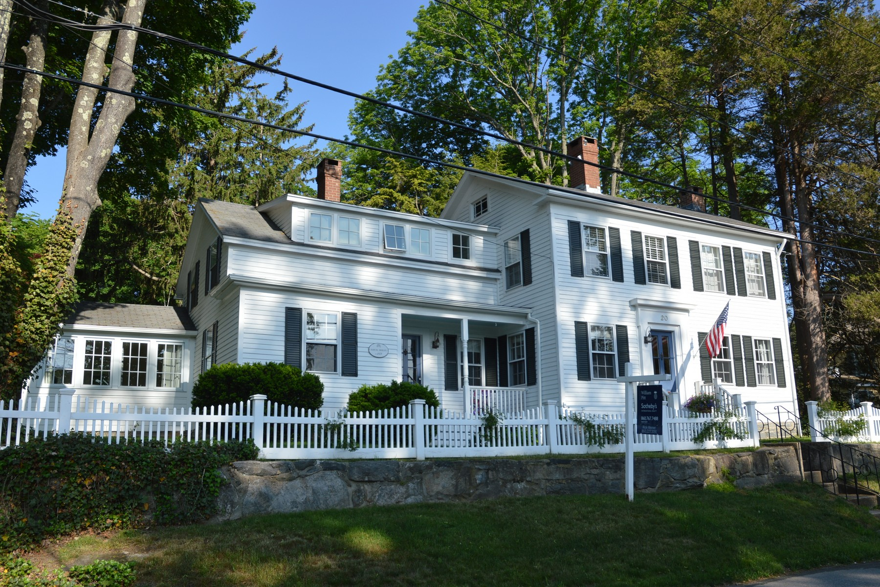 sales property at Lovingly Renovated Ca.1849 Colonial