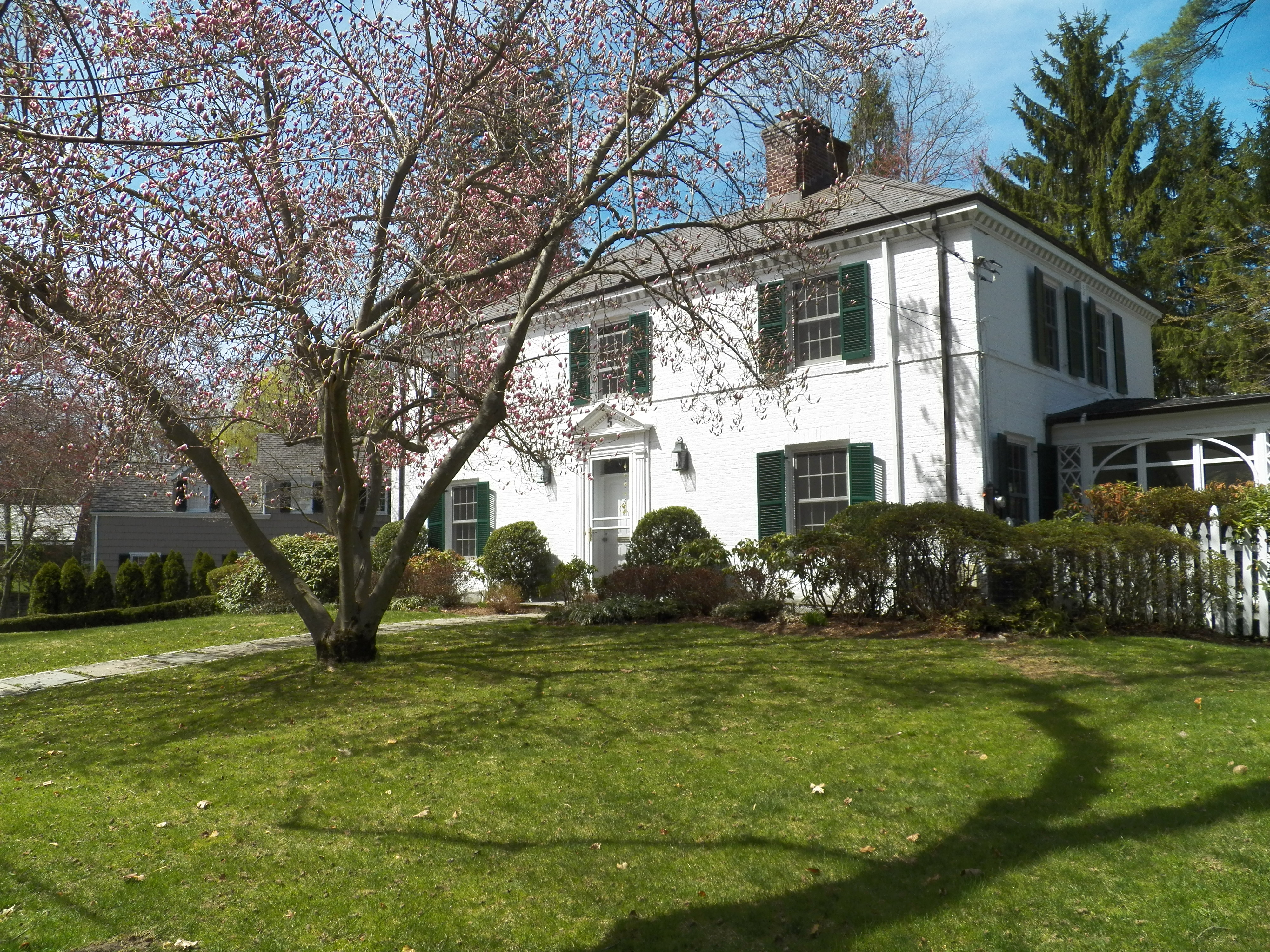 rentals property at Elegant Scarsdale Colonial