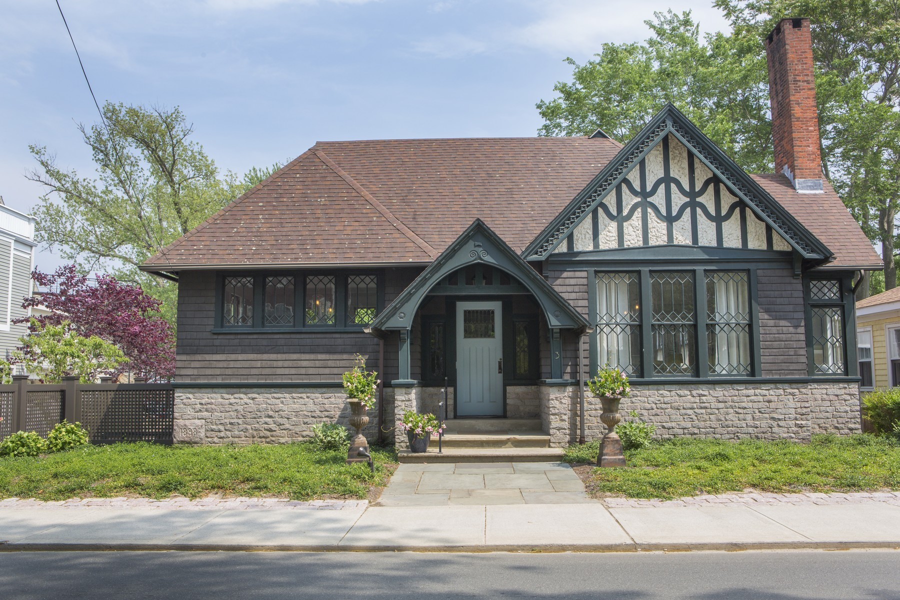 sales property at Historic 1898 Tudor Style Jewel