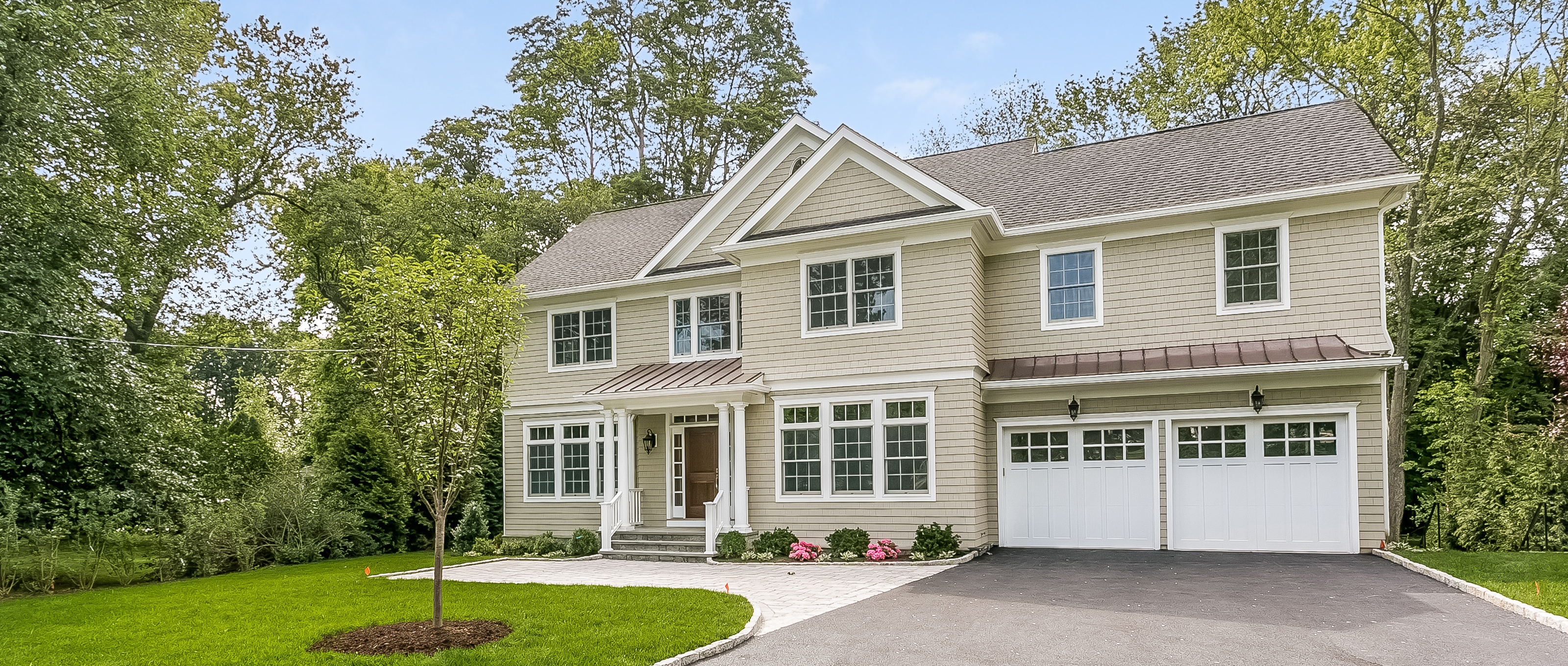 Single Family Home for Sale at Exceptiona 121 Old Post Road Rye, New York 10580 United States