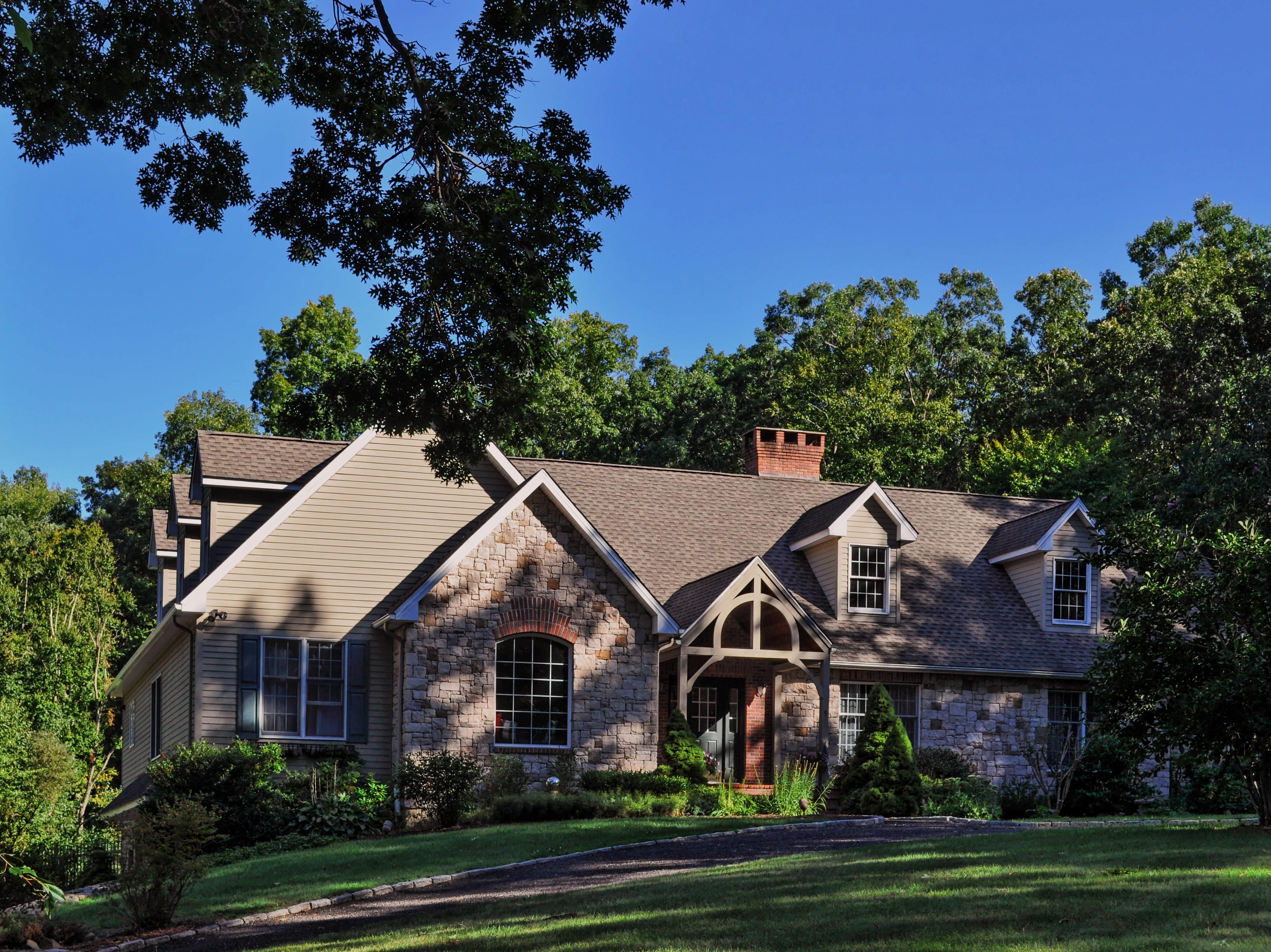 Casa Unifamiliar por un Venta en Custom Private Home 9 Pine Tree Hill Roxbury, Connecticut 06783 Estados Unidos