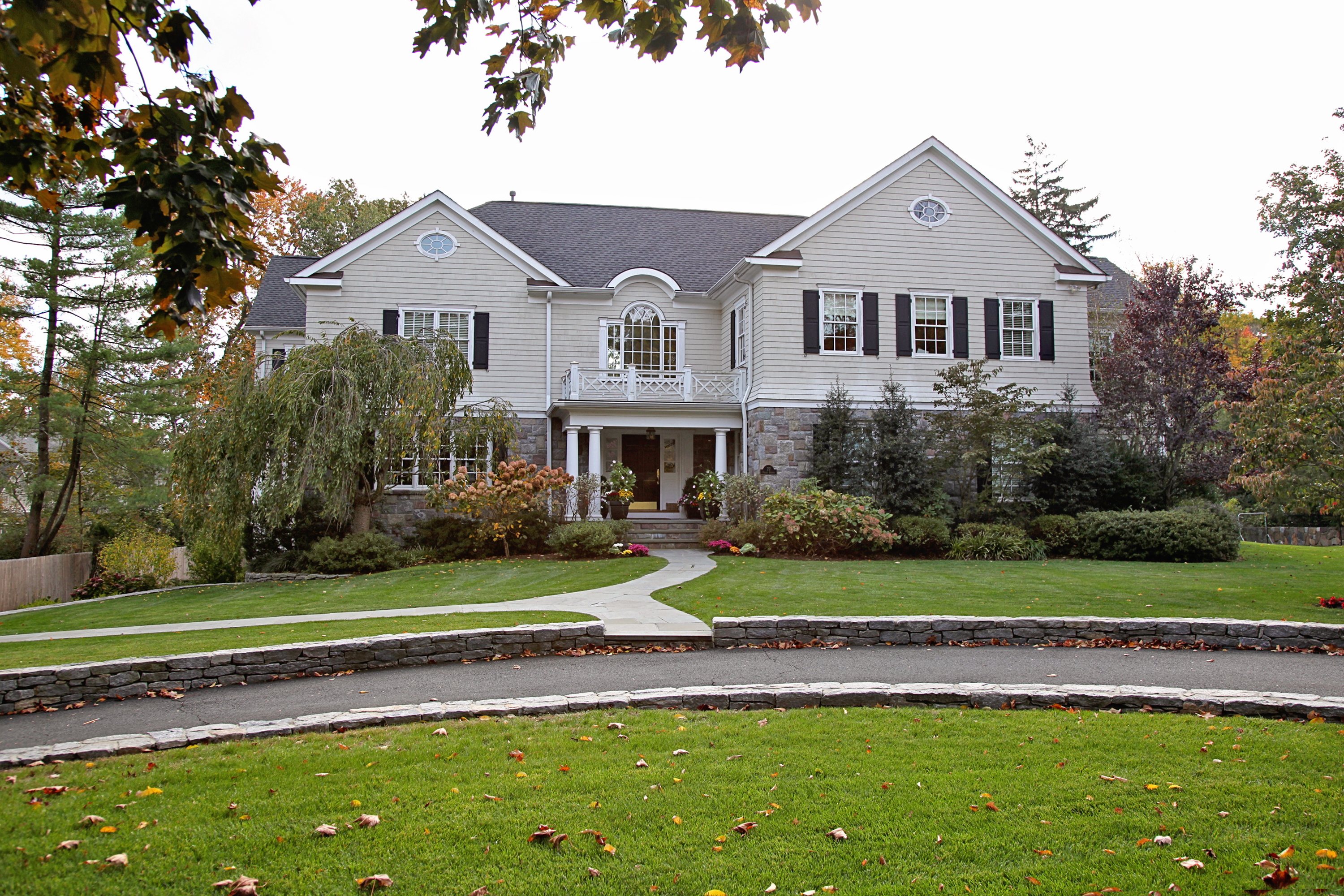Single Family Home for Sale at Beautifully appointed 77 Forest Avenue Rye, New York 10580 United States