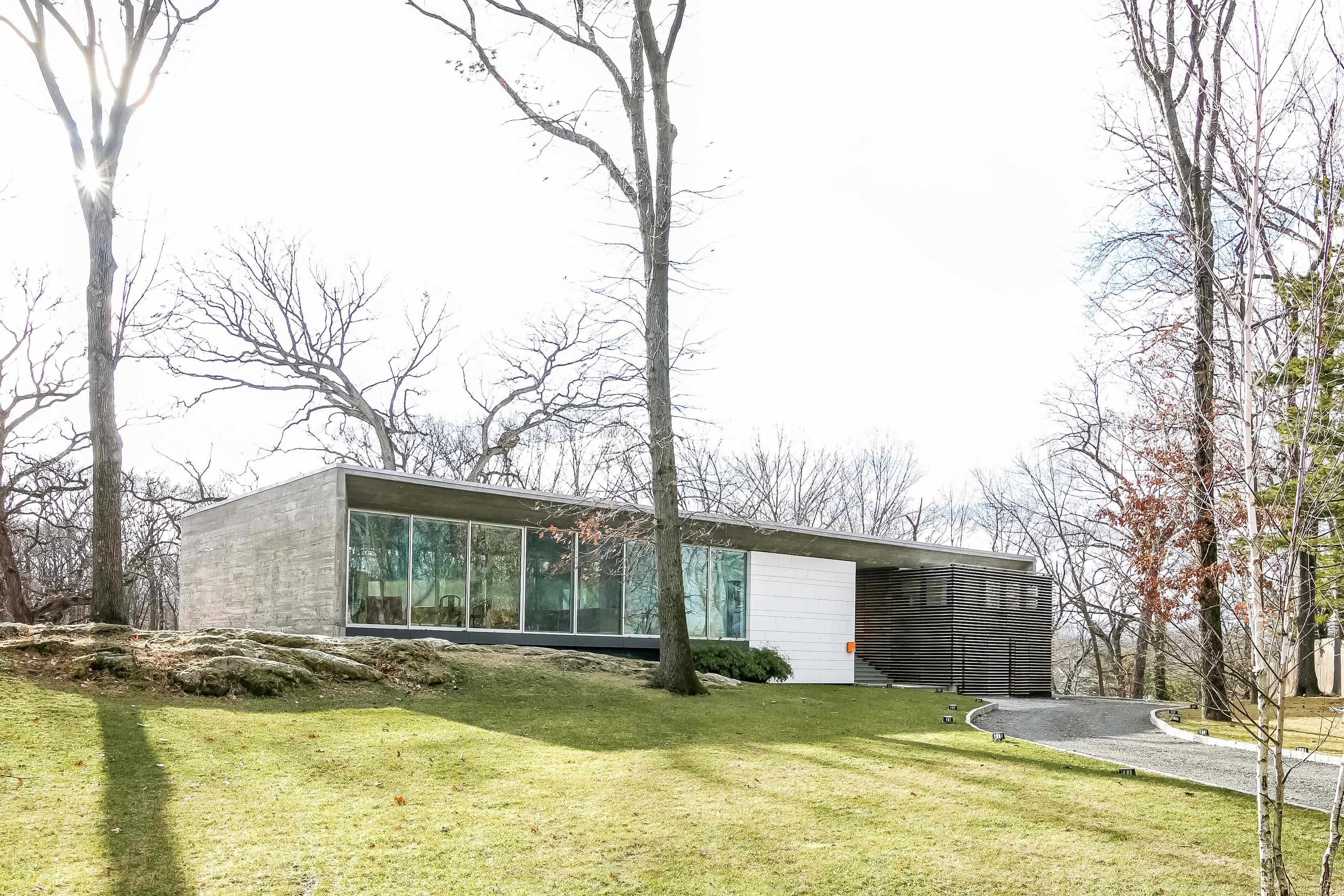 Vivienda unifamiliar por un Venta en Rye Contemporary in Knob Hill 11 North Kirby Lane Rye, Nueva York, 10580 Estados Unidos