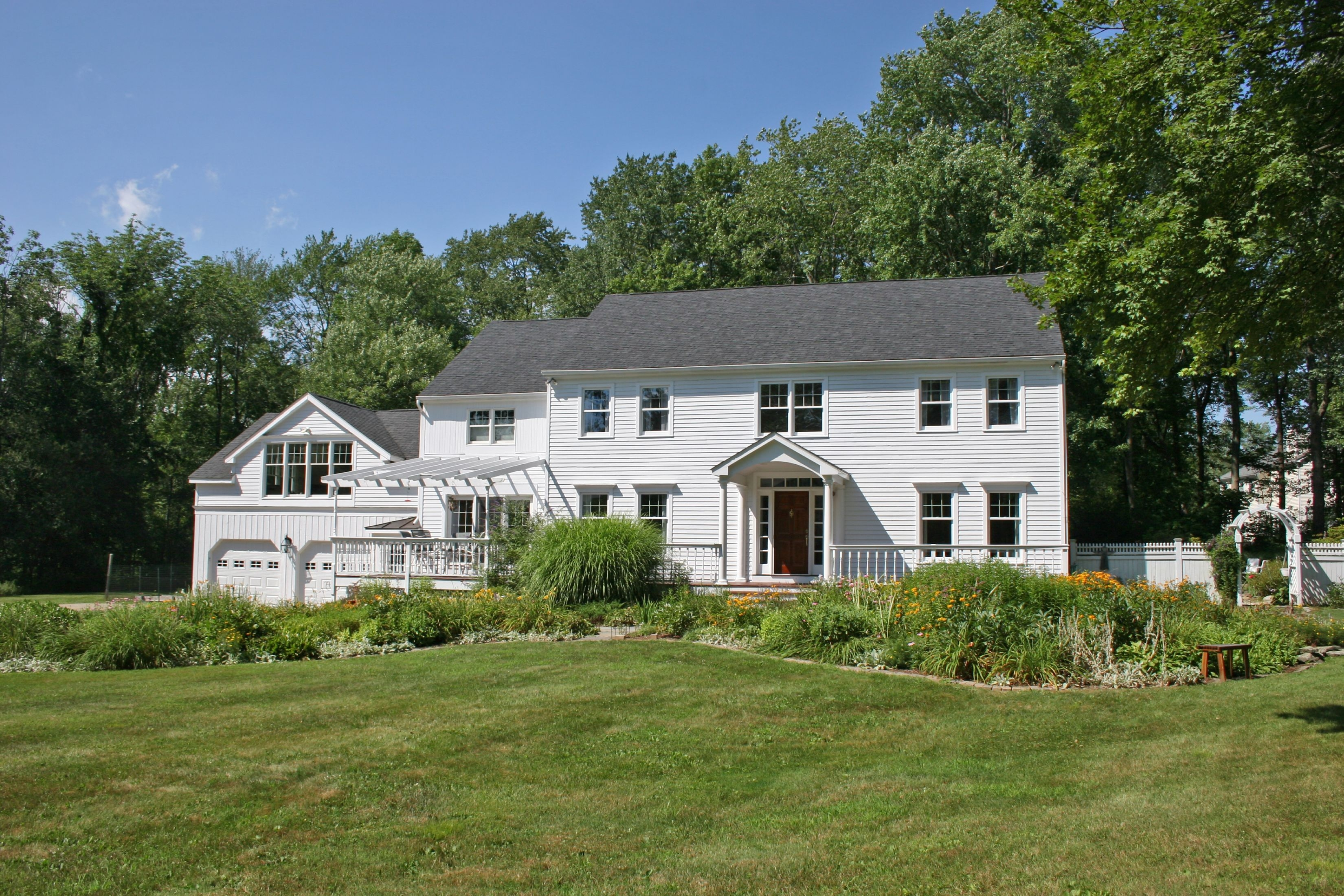 Single Family Home for Sale at Builder's Own Home 76 Benson Road Ridgefield, Connecticut 06877 United States