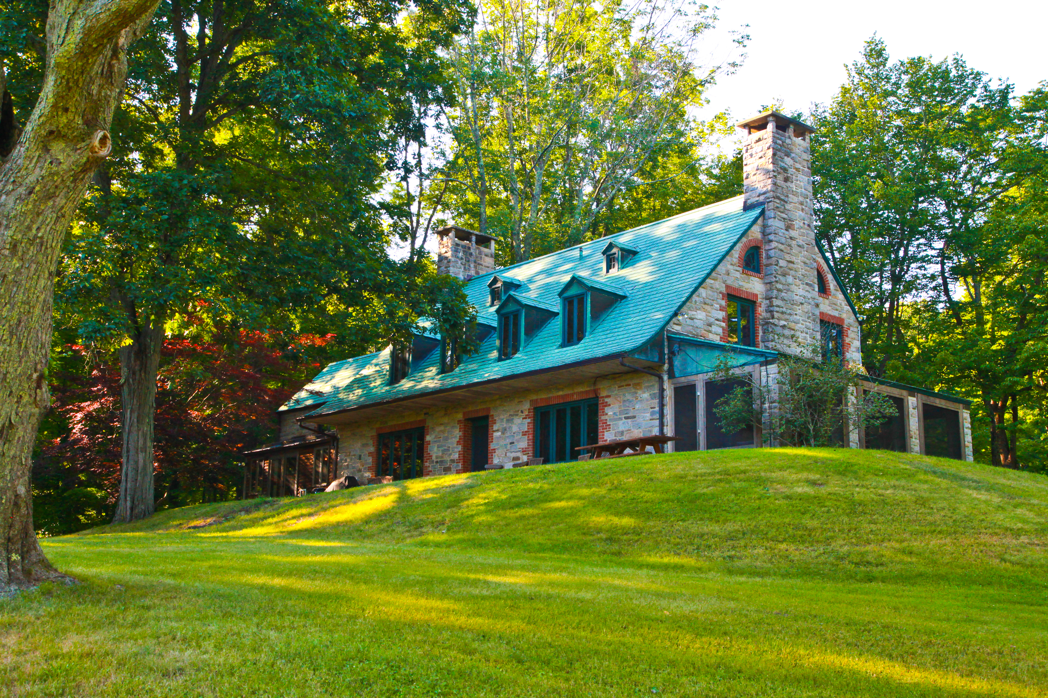 sales property at Stone Colonial on 45+ Acres