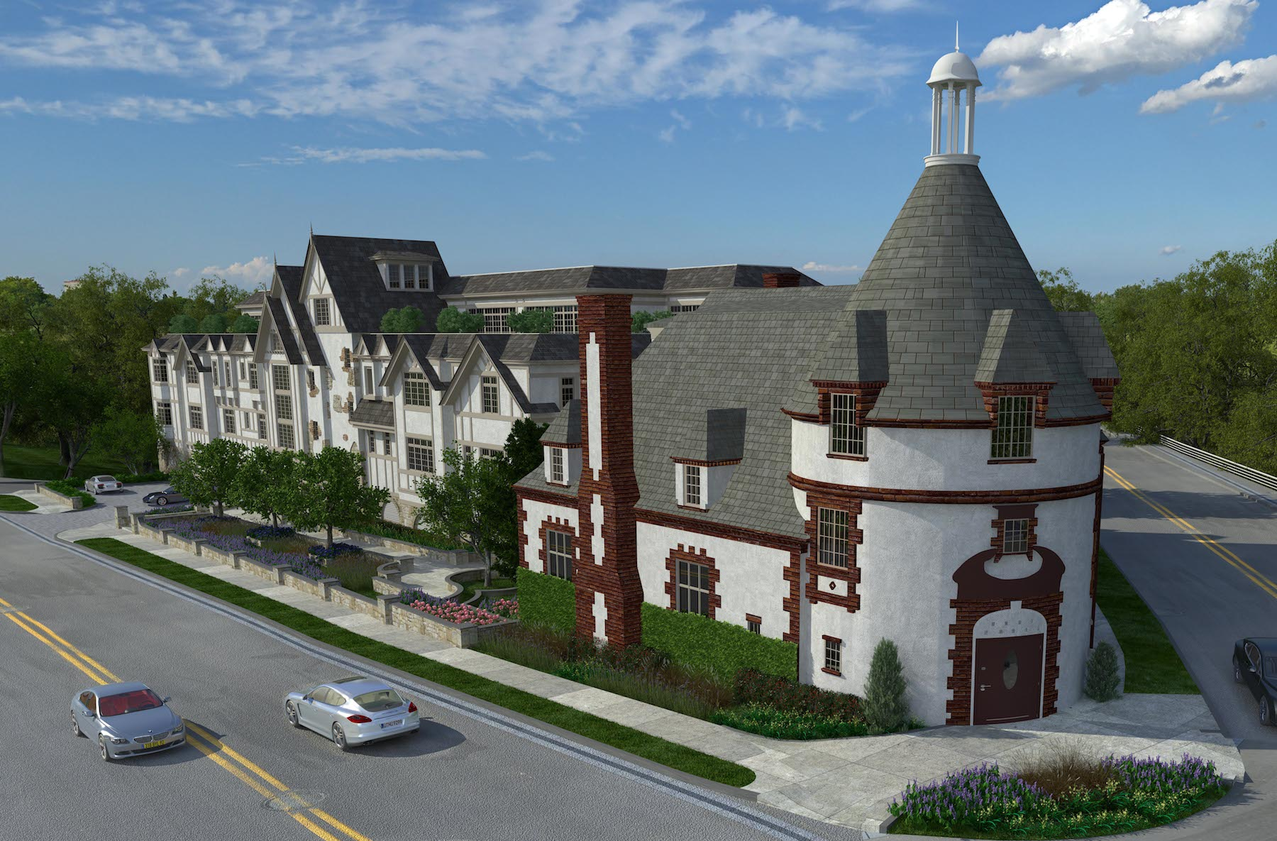 Co-op for Sale at The Heathcote 2-4 Weaver Street 7 Scarsdale, New York 10583 United States