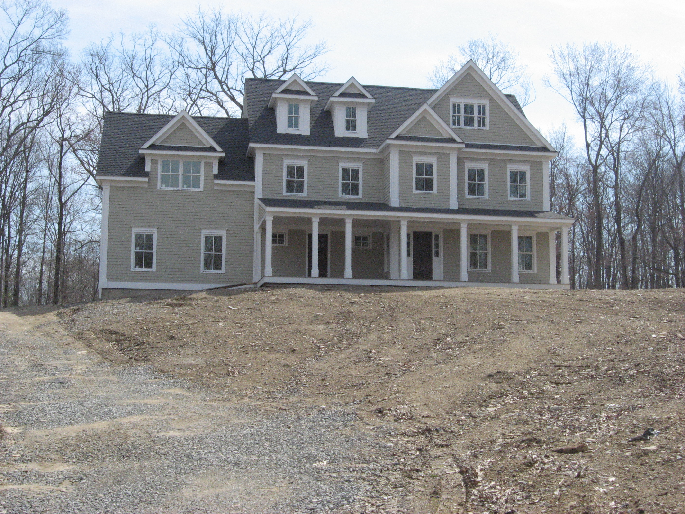 Single Family Home for Sale at Quality New Construction on Prestigious Street 24 Hillcrest Lane Weston, Connecticut 06883 United States