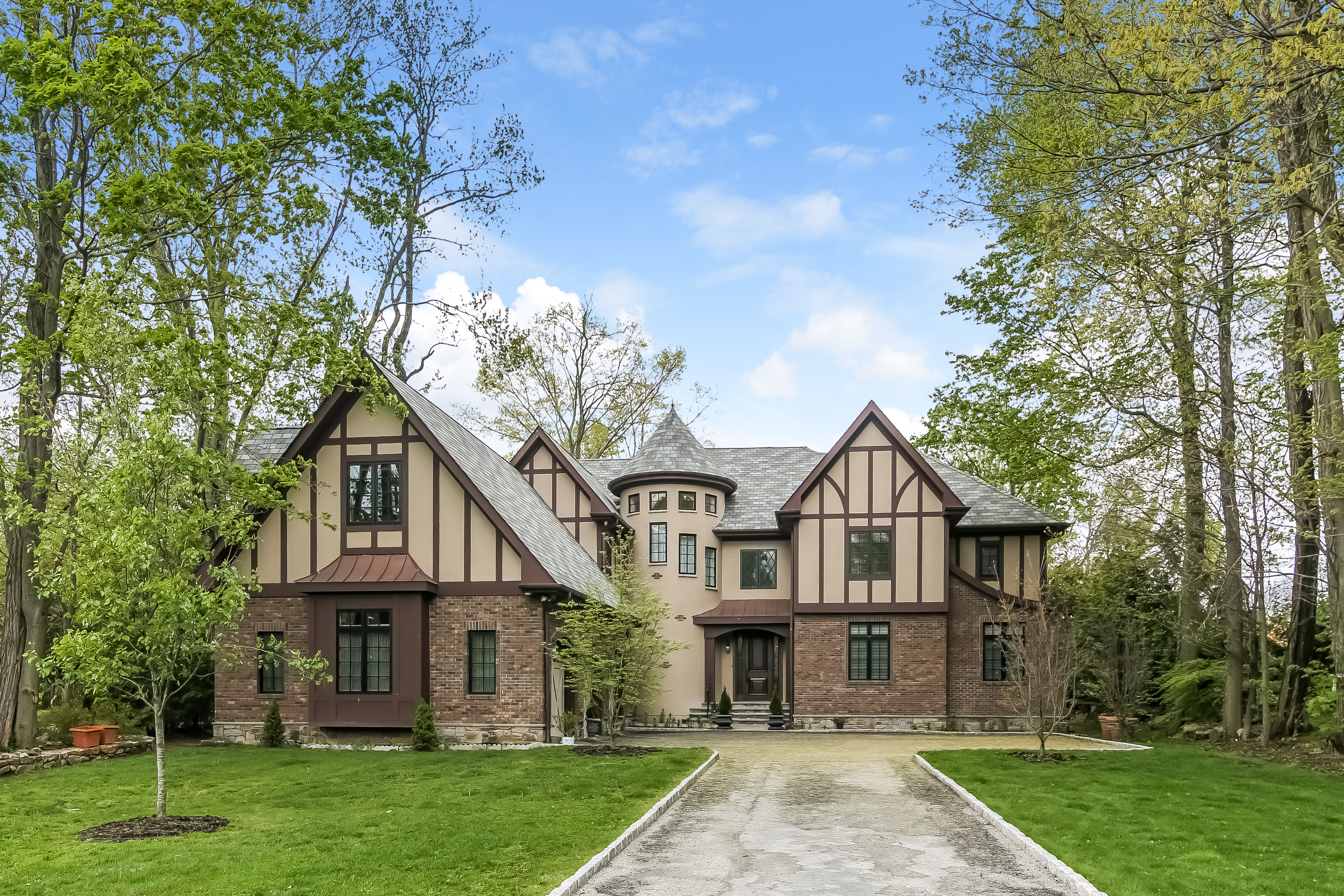 sales property at Elegant Tudor Style Home