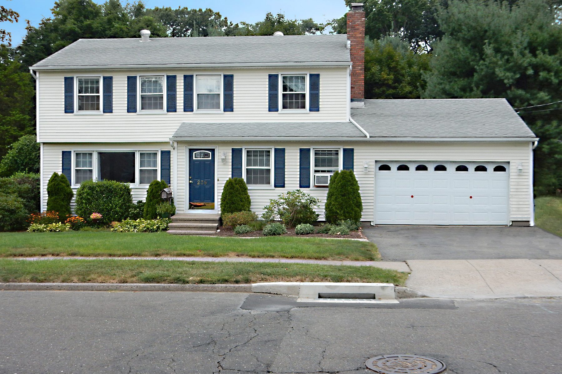 sales property at Four Bedroom Center Hall Colonial in Walking Distance to Fairfield Center