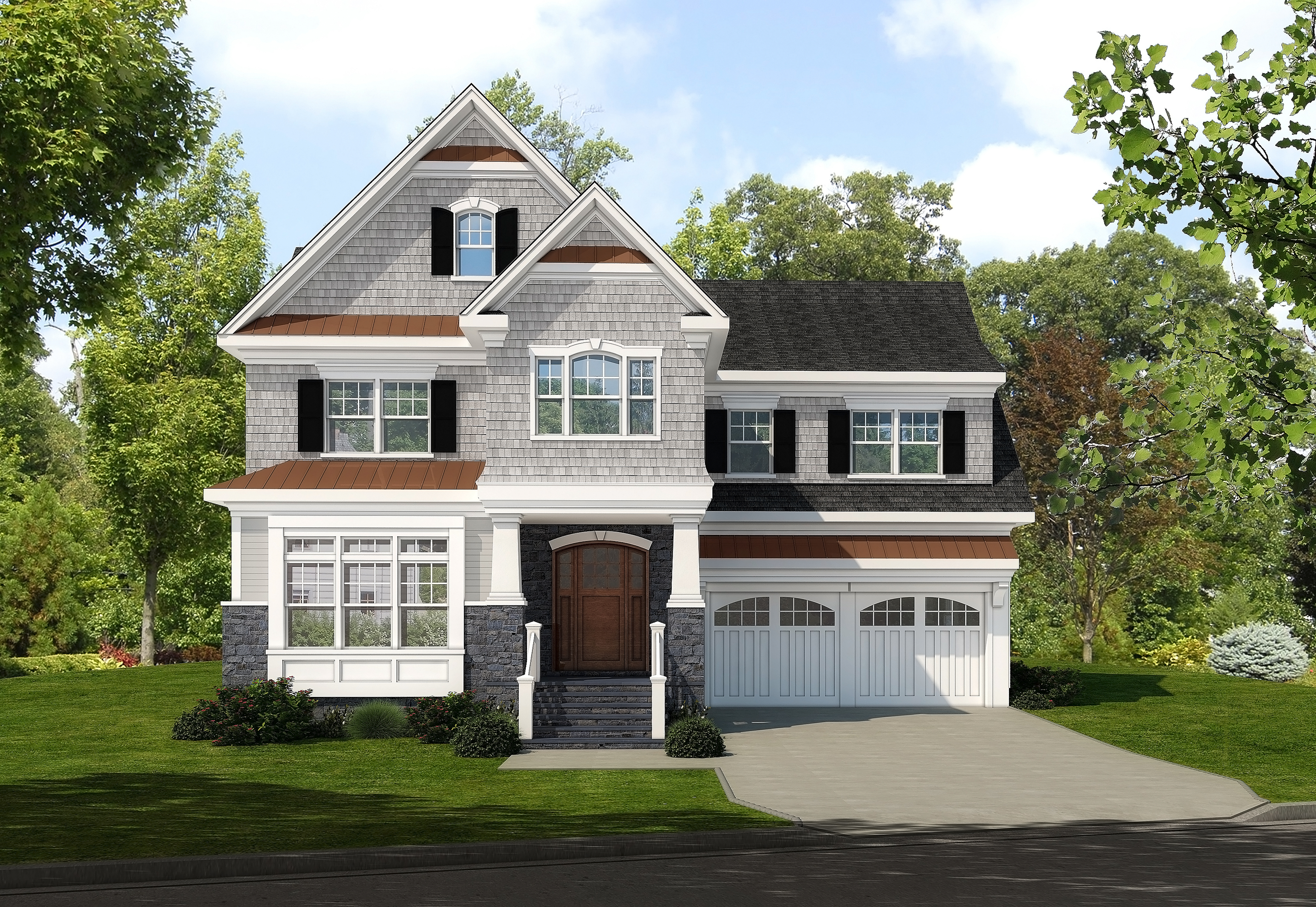 rentals property at Fabulous Scarsdale Colonial