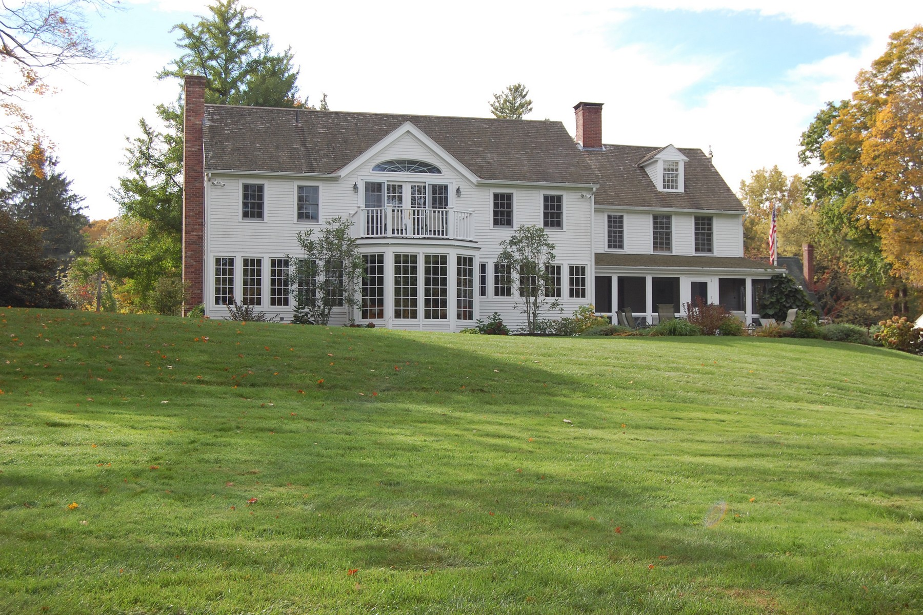 Property For Sale at The Daniel Griswold House, Classic 1809 Colonial