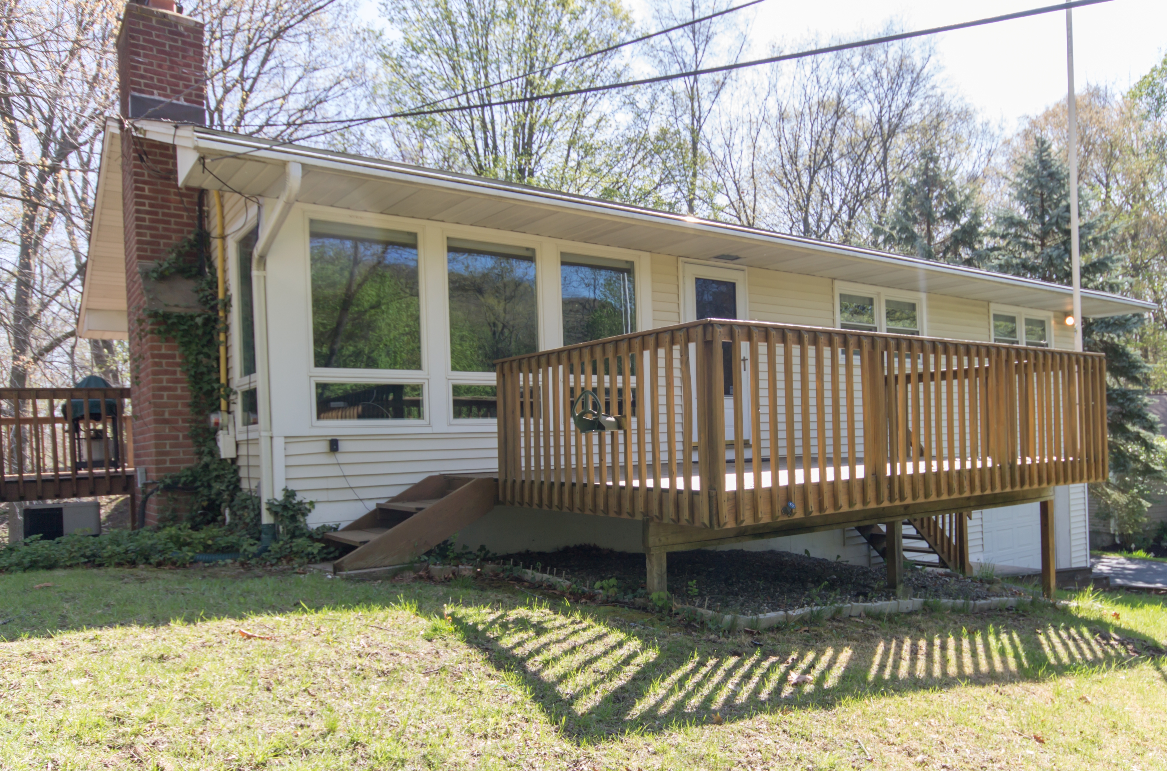 Single Family Home for Sale at Cozy Ranch 12 Mountain Road Danbury, Connecticut, 06810 United States