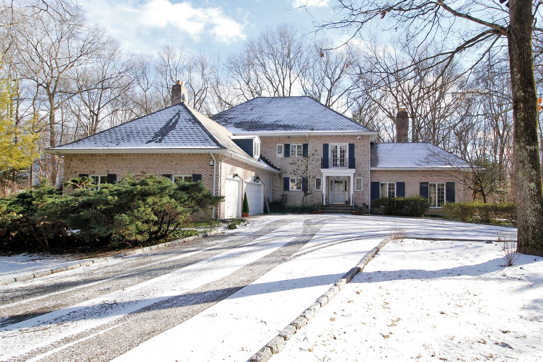 sales property at Stunning French Colonial - Enjoy Fairfield Amenities And Easton Schools!