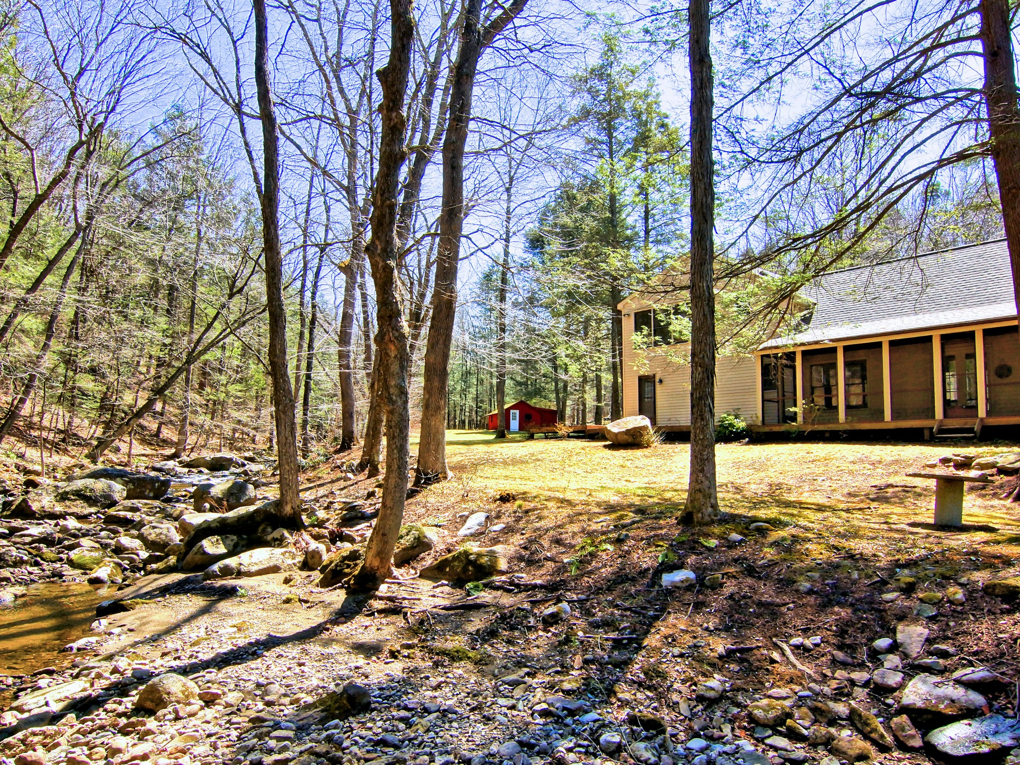 Single Family Home for Sale at Red Gulch Farm at Kent Falls 47 Carter Rd Kent, Connecticut, 06757 United States