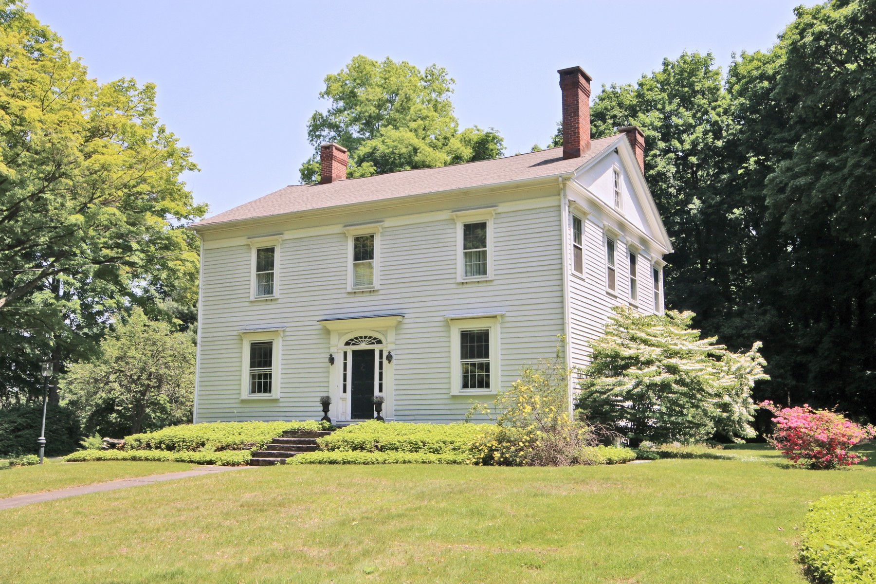 Single Family Home for Sale at HISTORIC SASCO HILL ESTATE 209 Sasco Hill Road, Fairfield, CT Fairfield, Connecticut 06824 United States