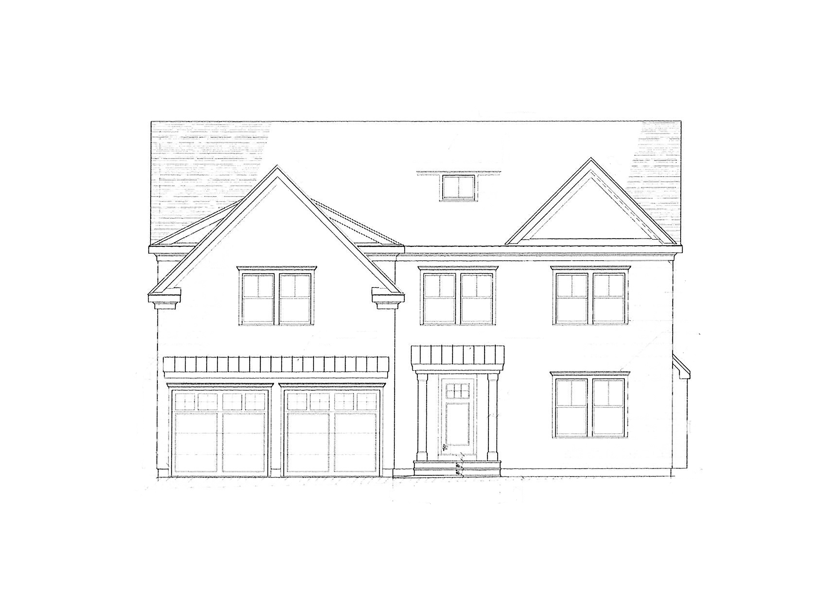 Single Family Home for Sale at New Construction 9 Colonial Road Westport, Connecticut, 06880 United States