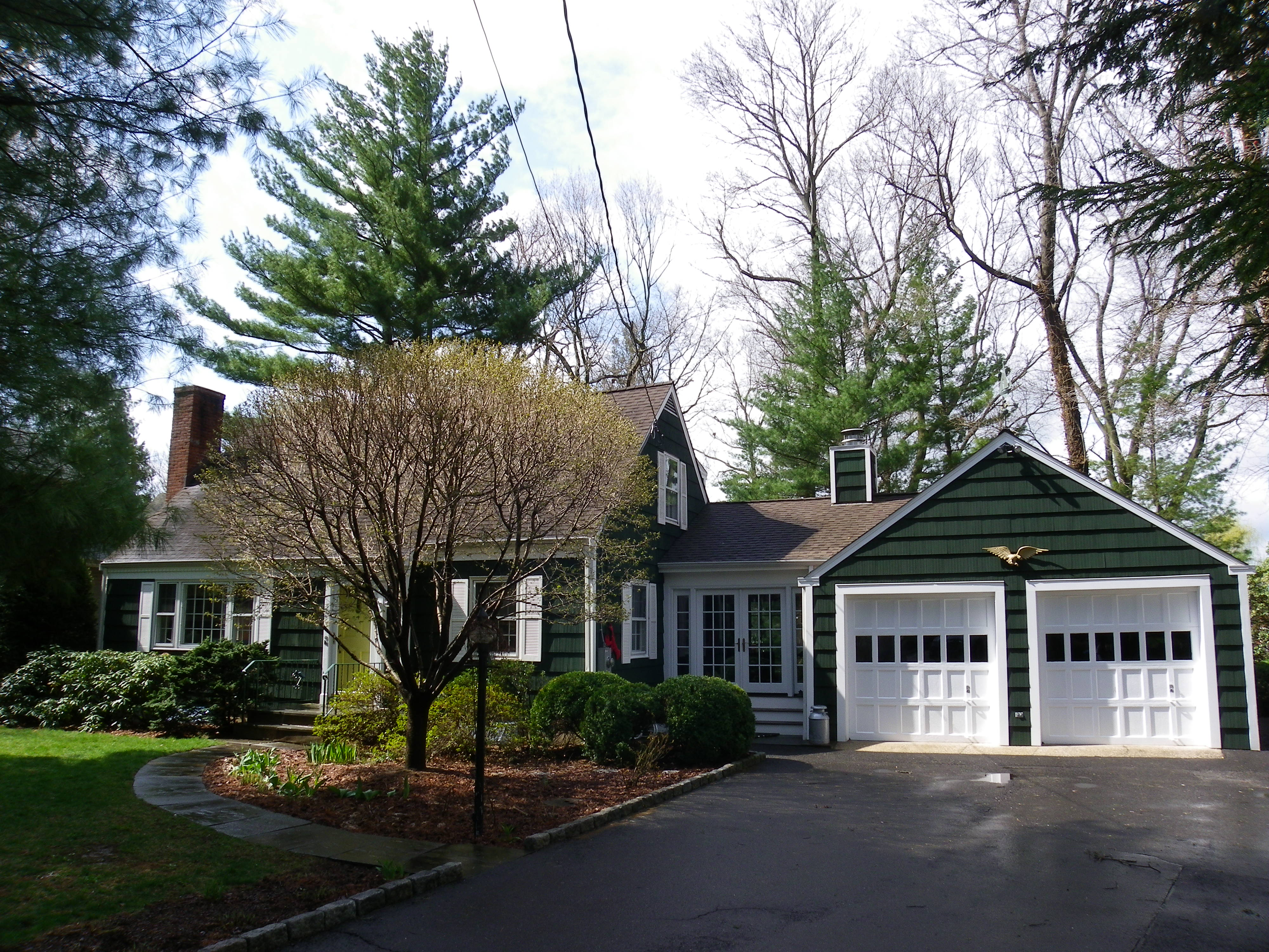 단독 가정 주택 용 매매 에 Central Village Location 34 Wilson Avenue Rowayton, Norwalk, 코네티컷 06853 미국