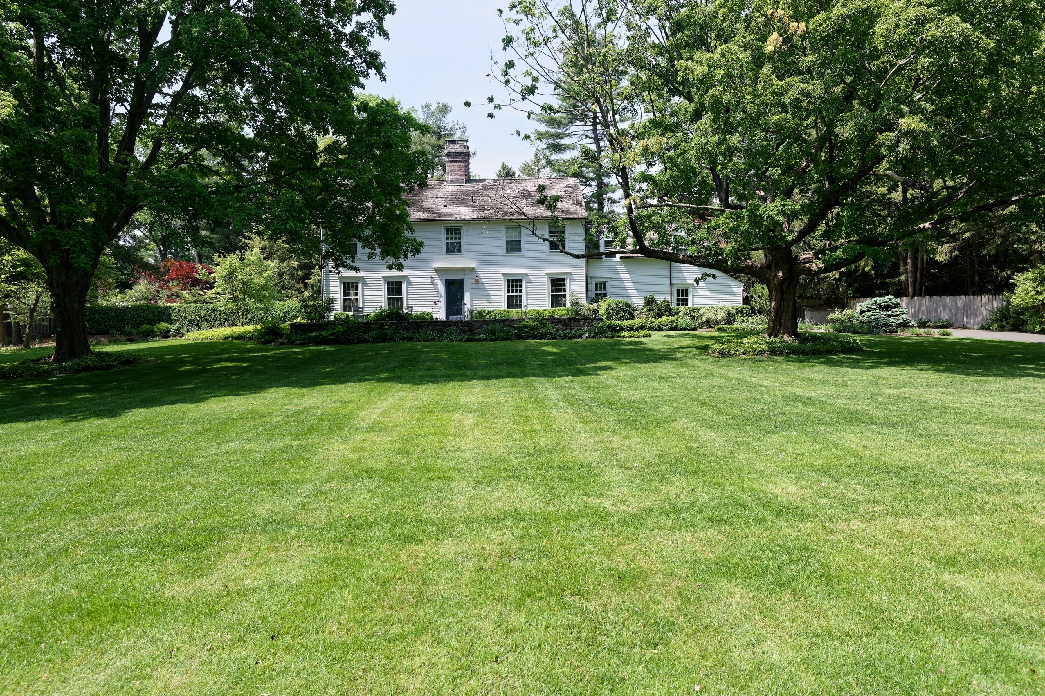 sales property at Quintessential New England Colonial