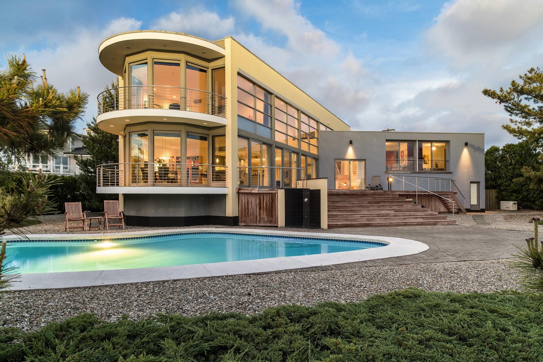 Casa Unifamiliar por un Venta en A Magical Waterfront Location 56 Captains Dr Westbrook, Connecticut 06498 Estados Unidos