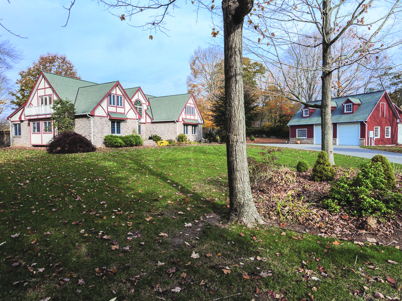 Single Family Home for Sale at Outstanding Details 120-1 Sill Ln Old Lyme, Connecticut, 06371 United States