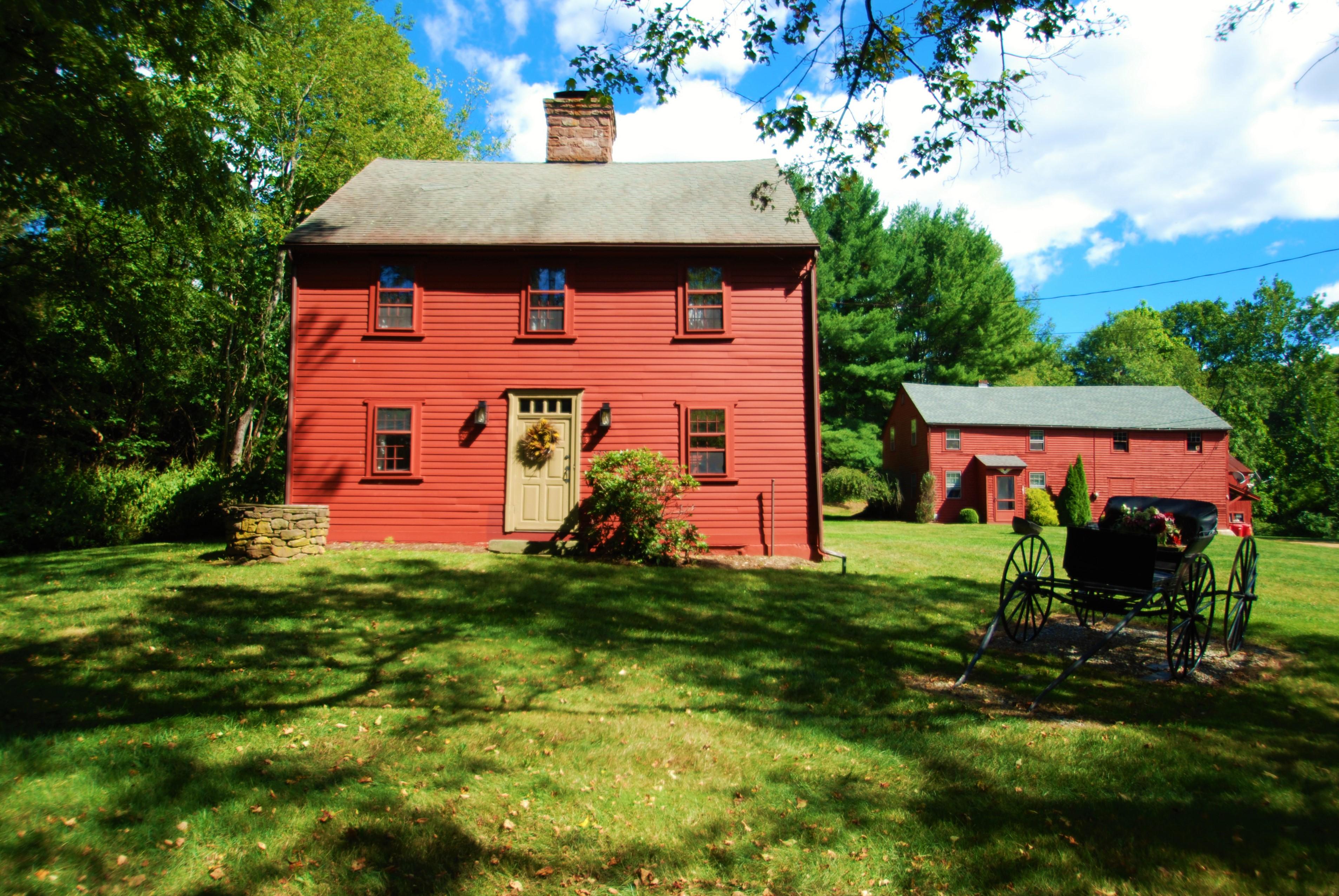 独户住宅 为 销售 在 153 Main St 达拉漠, 康涅狄格州, 06422 美国