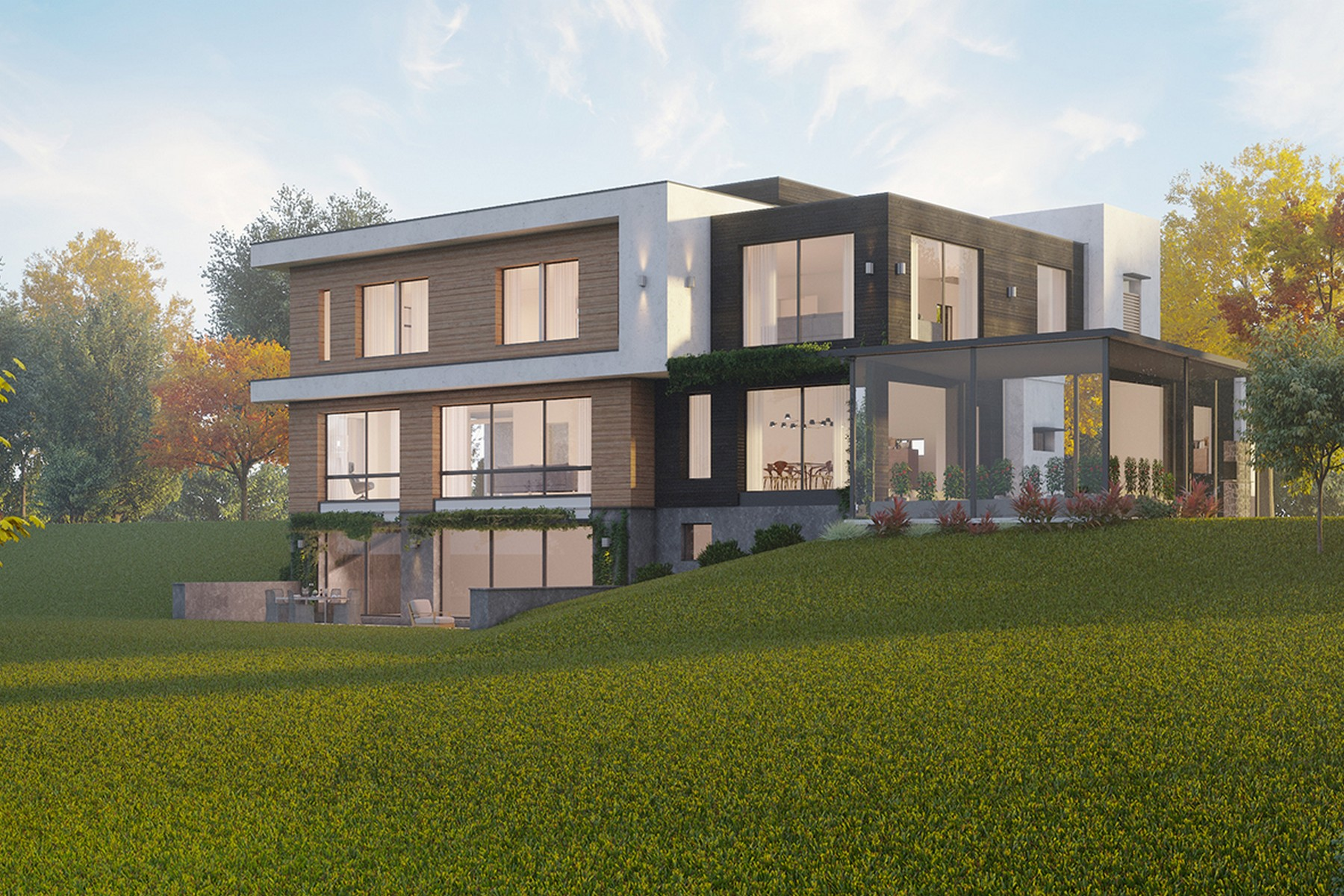 sales property at German Passivehaus