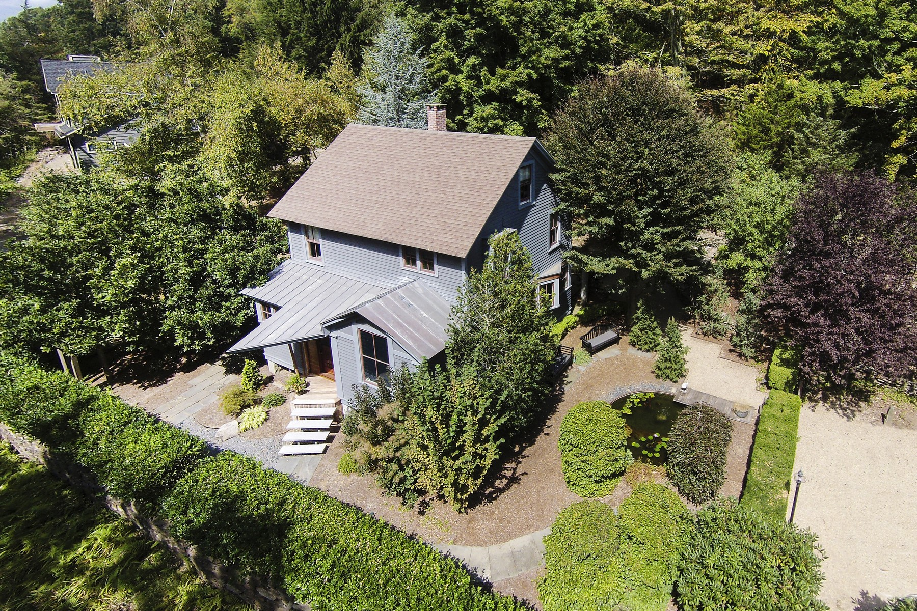 Single Family Home for Sale at Remarkable Architecturally Designed Renovation 20 Bokum Rd Deep River, Connecticut 06417 United States